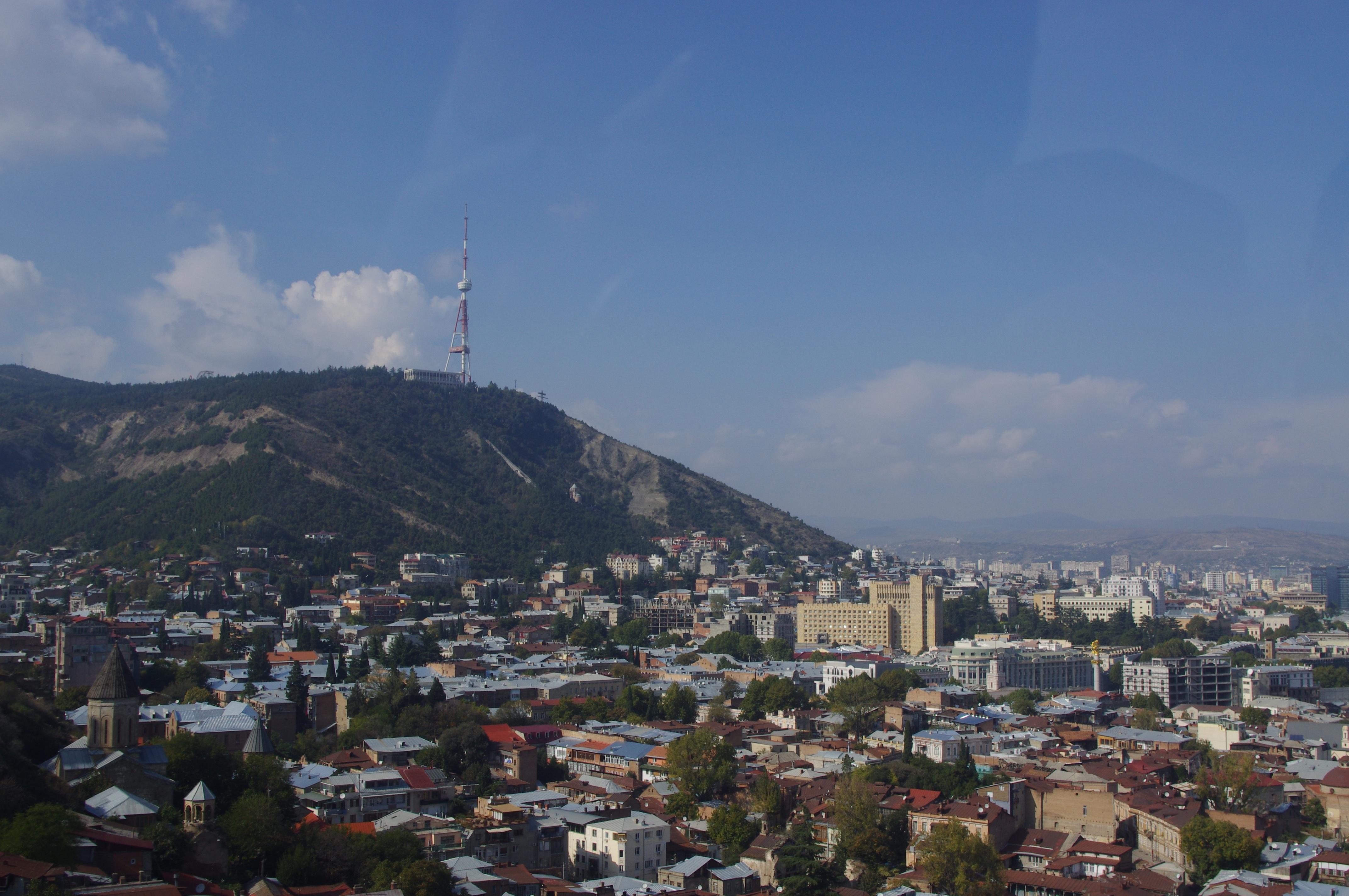 тбилиси гора возле тбилисского моря тэвз фото комплект поставки