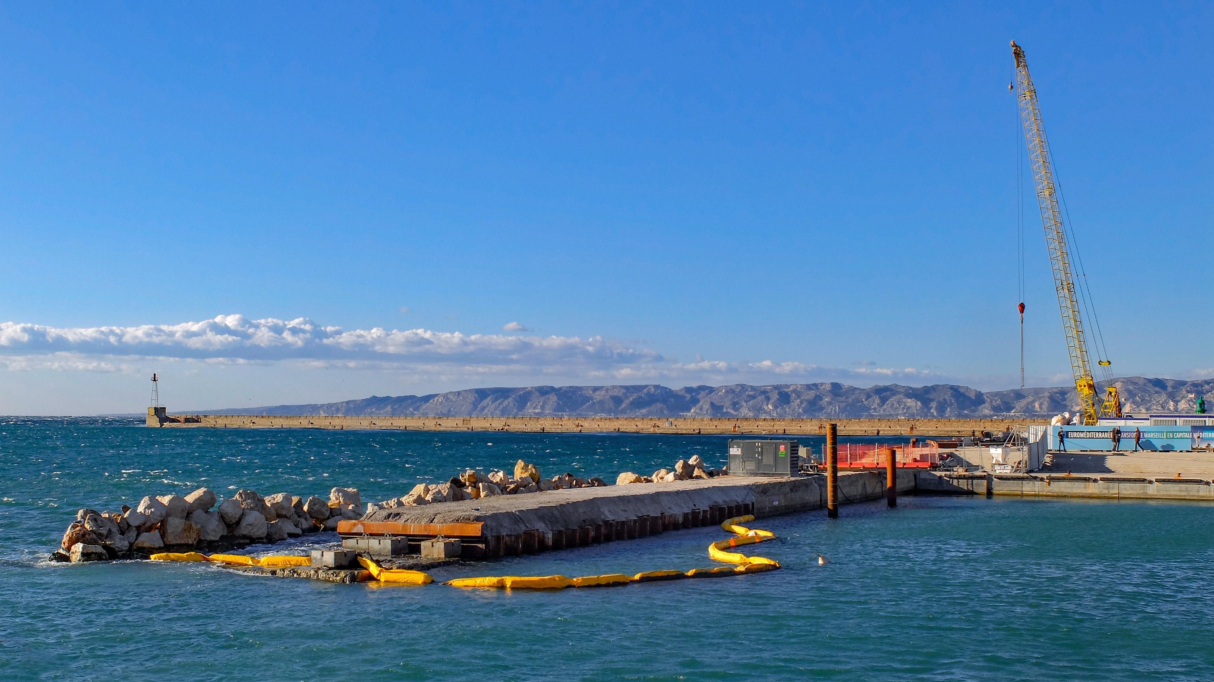 free images coast ocean dock sky boat ship france. Black Bedroom Furniture Sets. Home Design Ideas