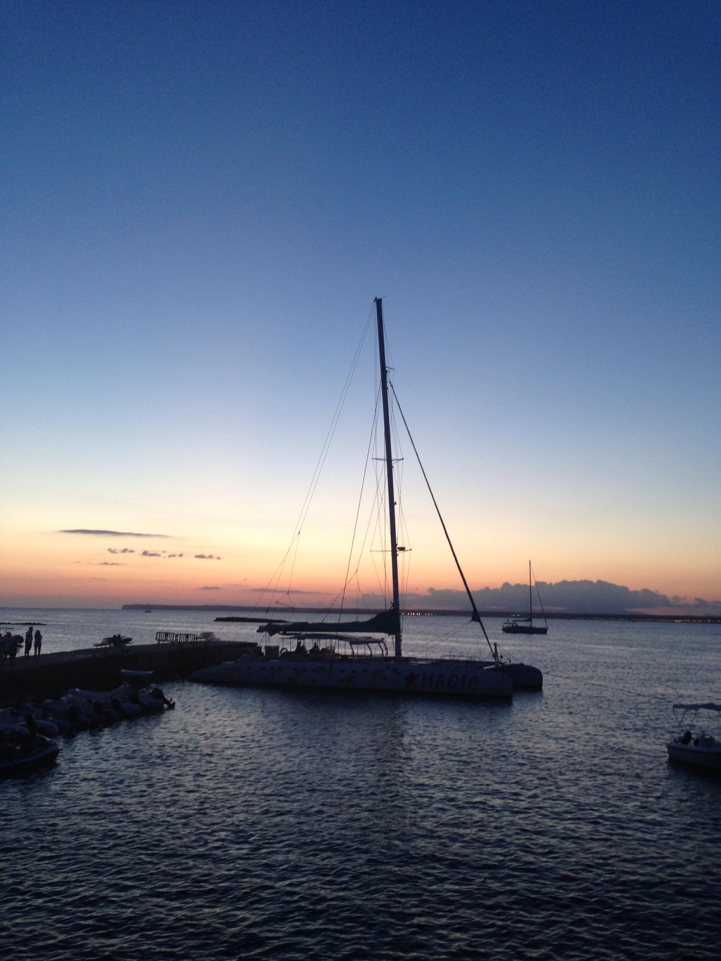 Segelschiffe auf dem meer sonnenuntergang  Kostenlose foto : Meer, Küste, Ozean, Horizont, Dock ...