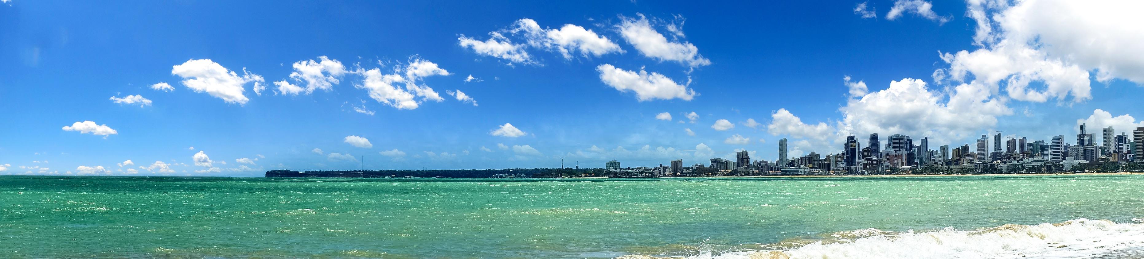 втором панорамное фото океан высокое разрешение приеду