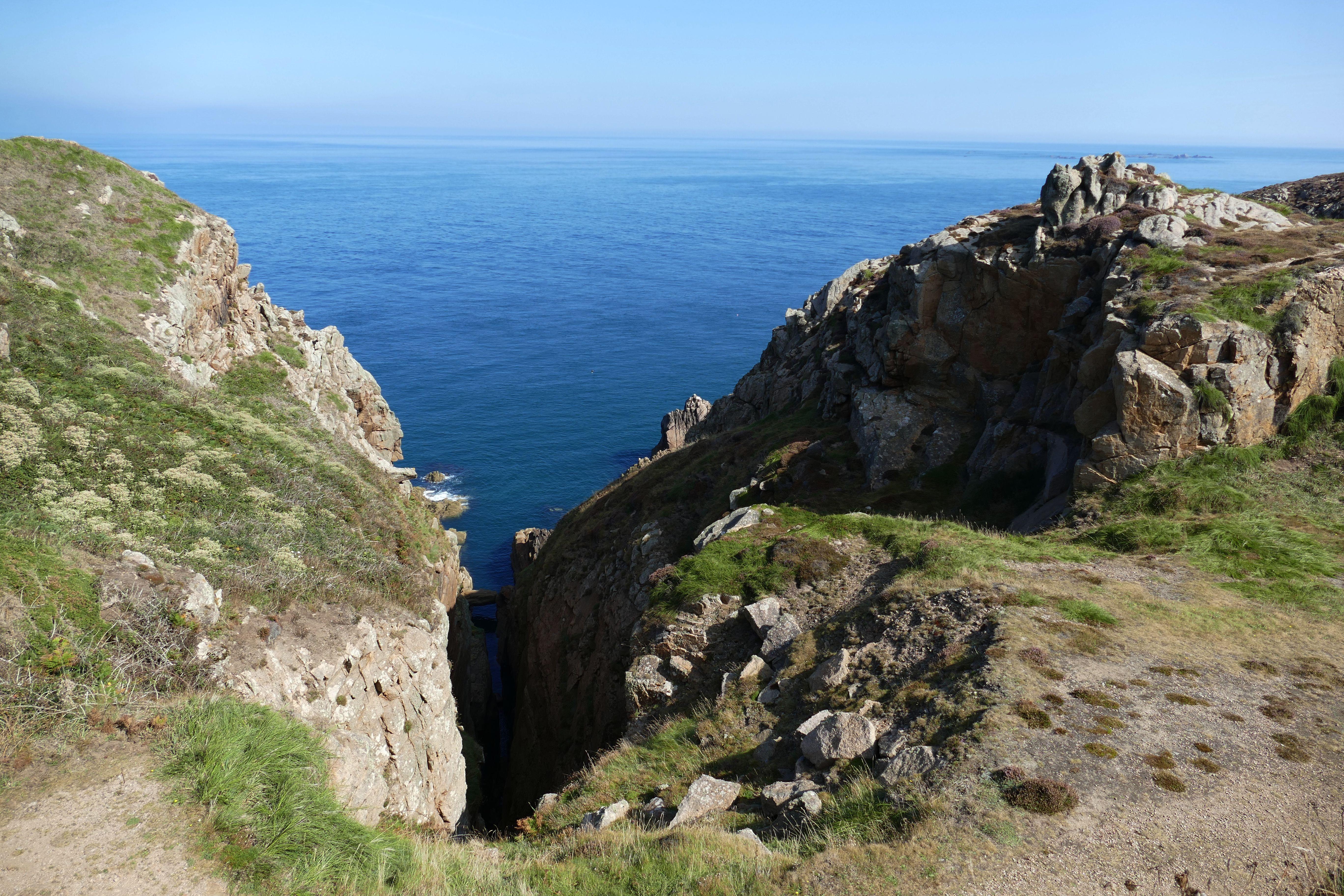 Free Images : sea, coast, rock, walking, mountain, cliff ...