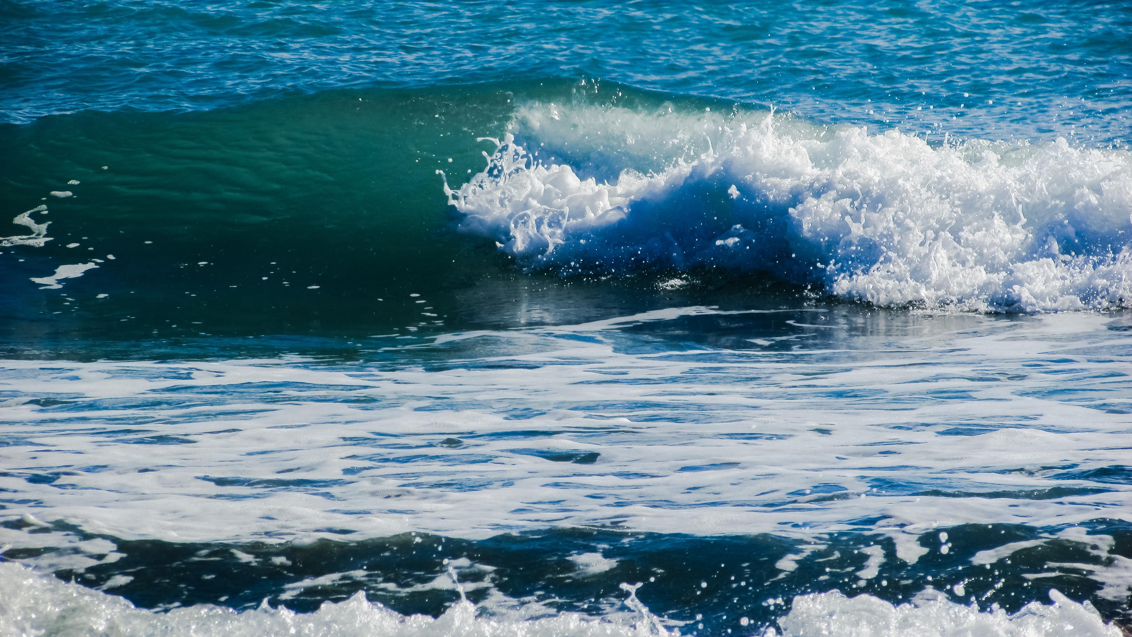 печалься никогда, картинки морские волны анимация кабалье глубокой
