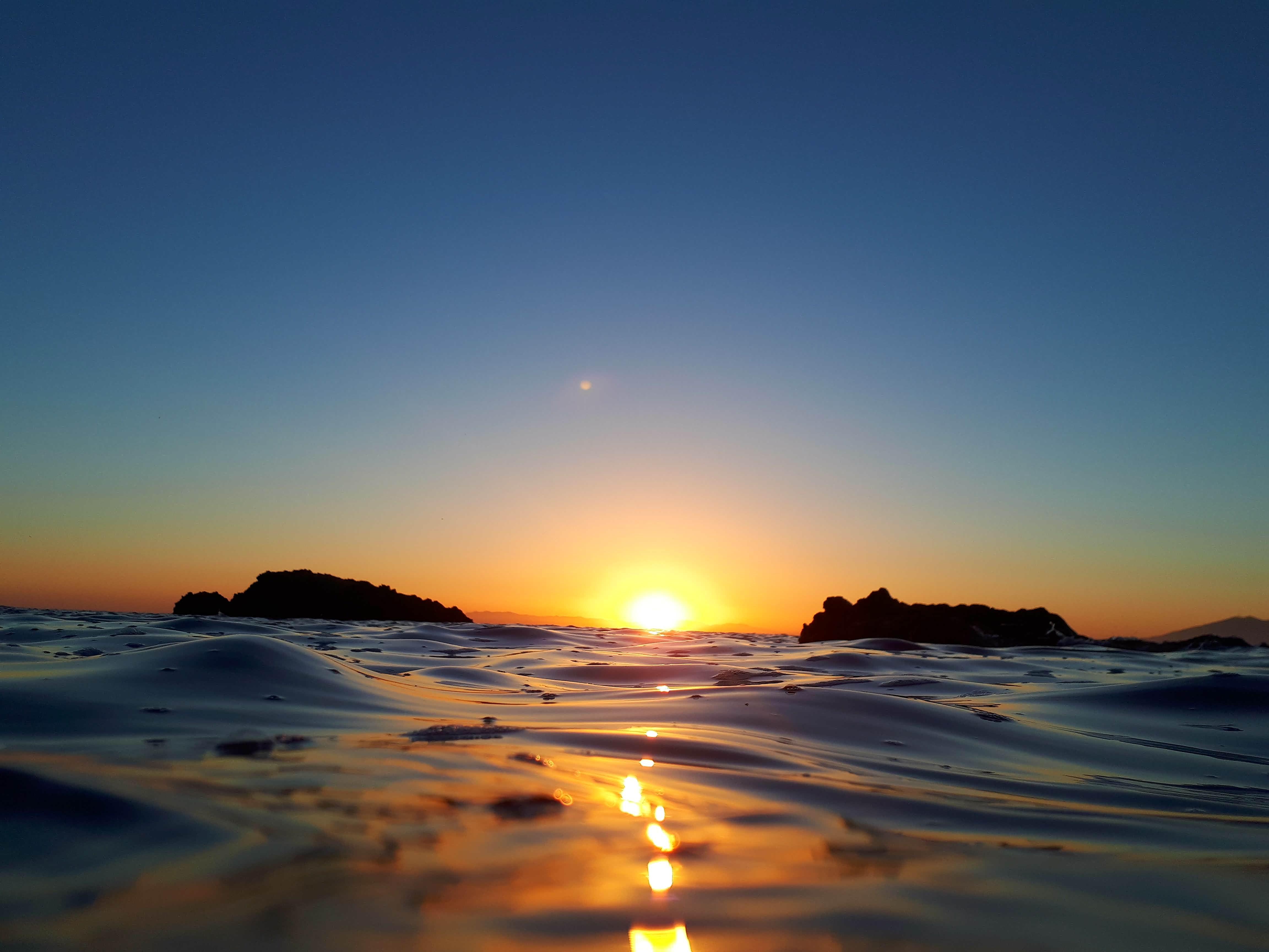 Unduh 57+ Wallpaper Pemandangan Pantai Sore Hari Gratis Terbaik
