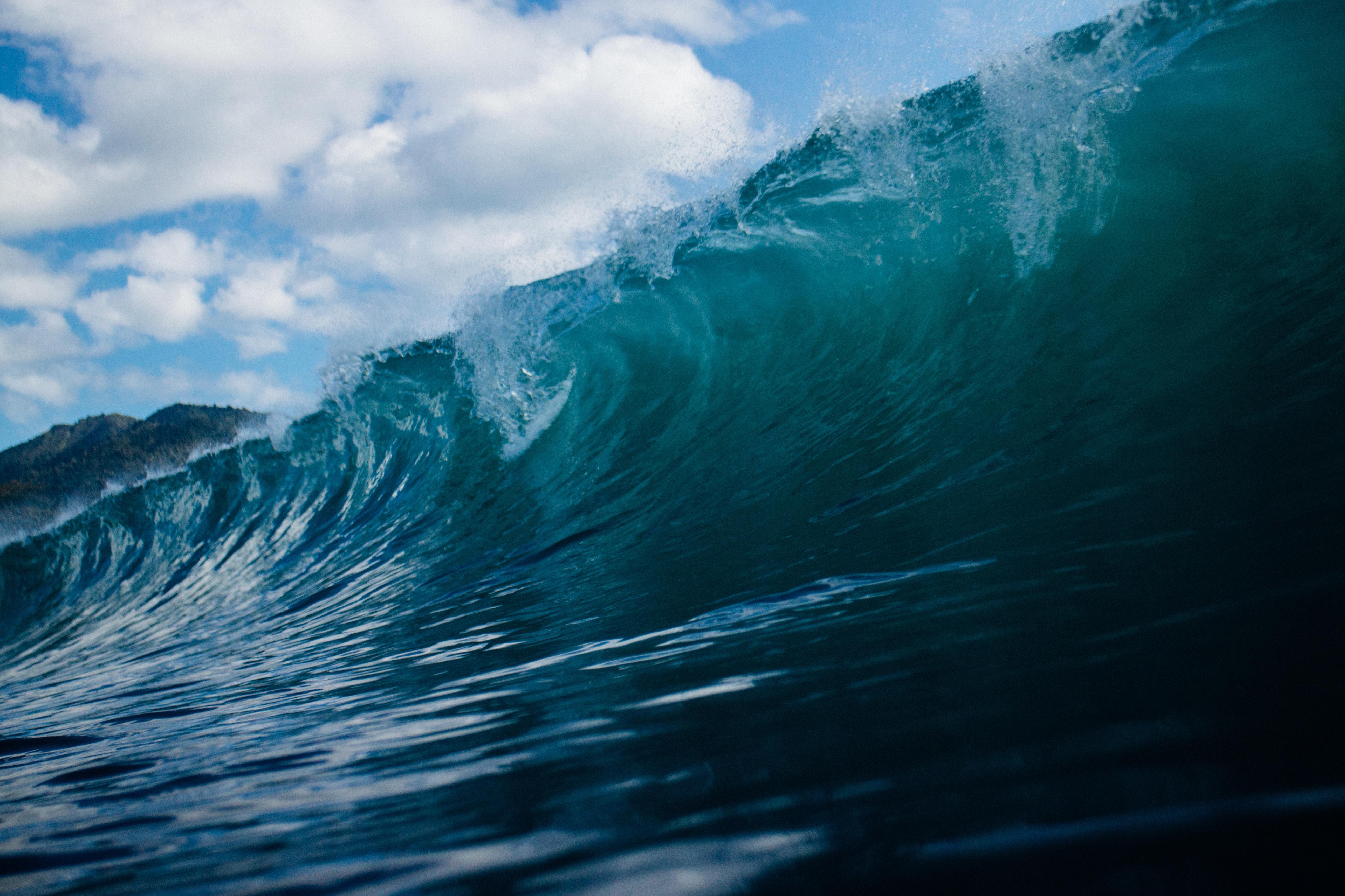картинки волны океана безусловно отличный город-курорт