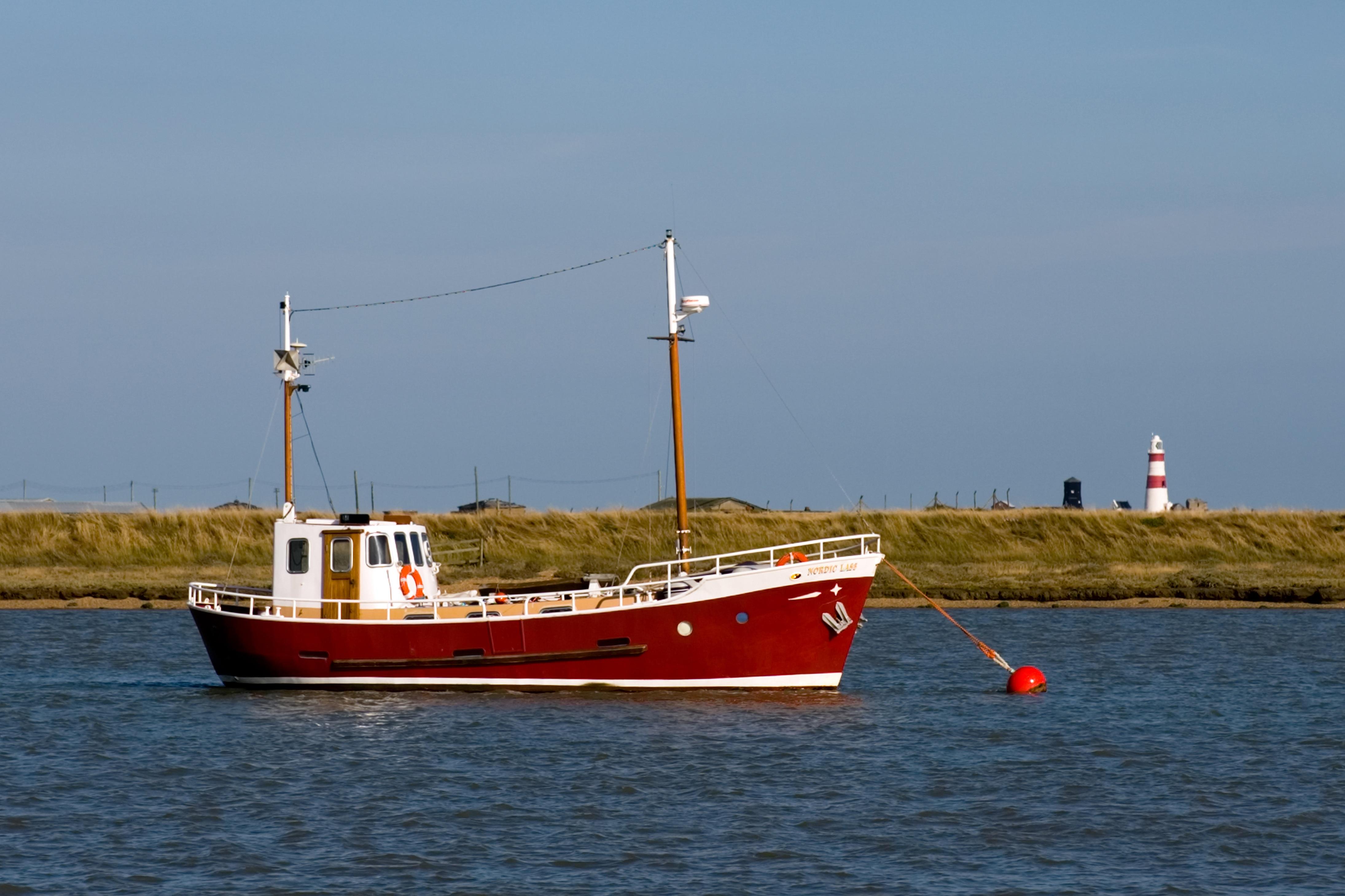Images gratuites mer c te eau oc an phare blanc - Photo de voilier gratuite ...