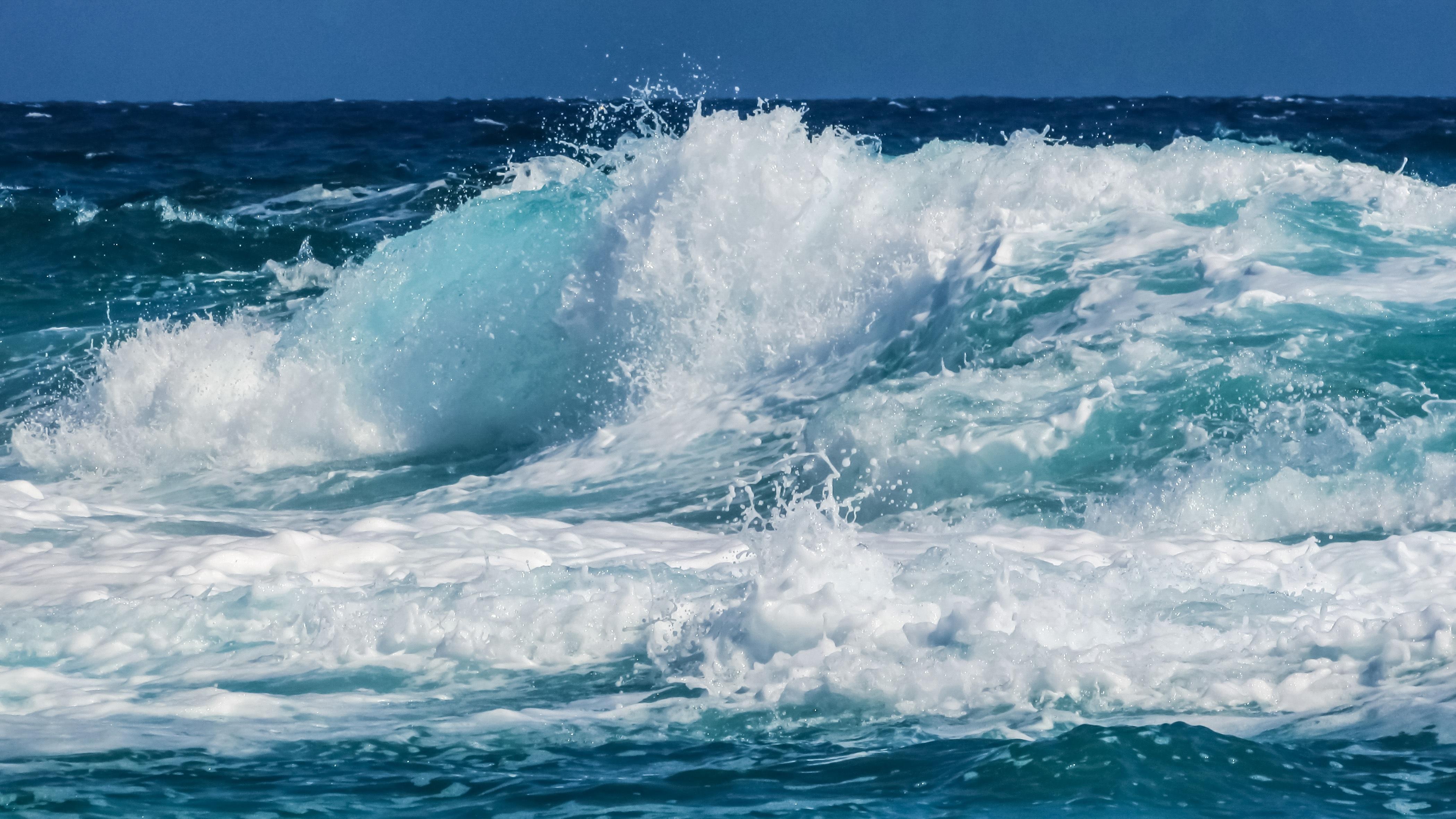 ангелы картинки морские волны анимация духовным взором