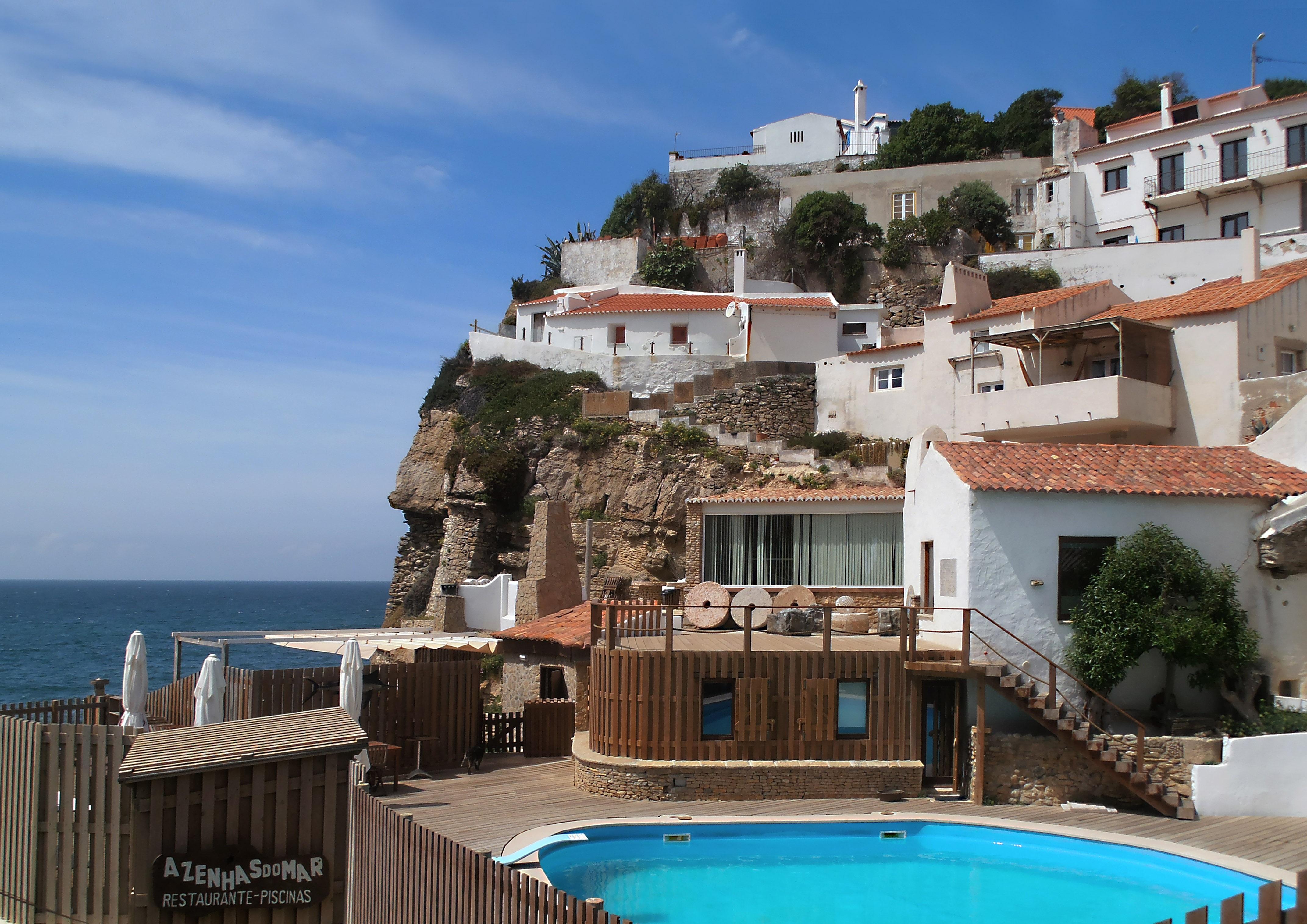 Fotos Gratis Costa Agua Oceano Villa Palacio Casa