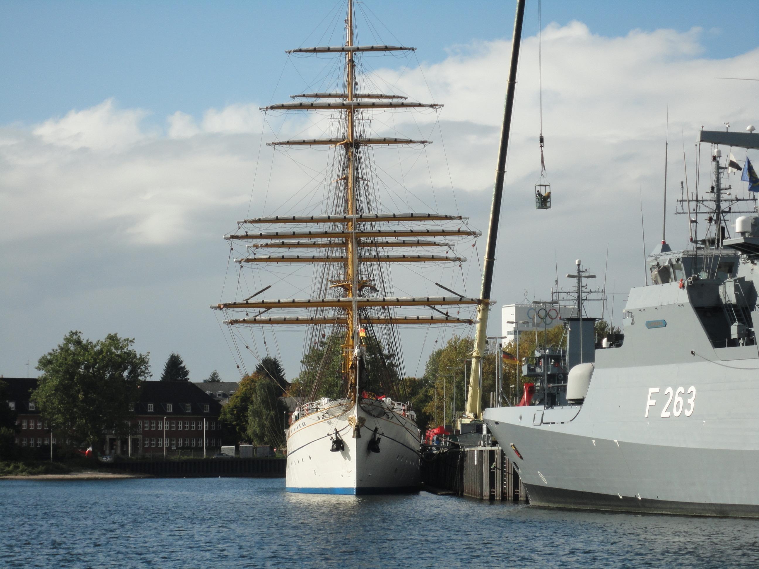 Images gratuites dock v hicule m t port marina - Photo de voilier gratuite ...