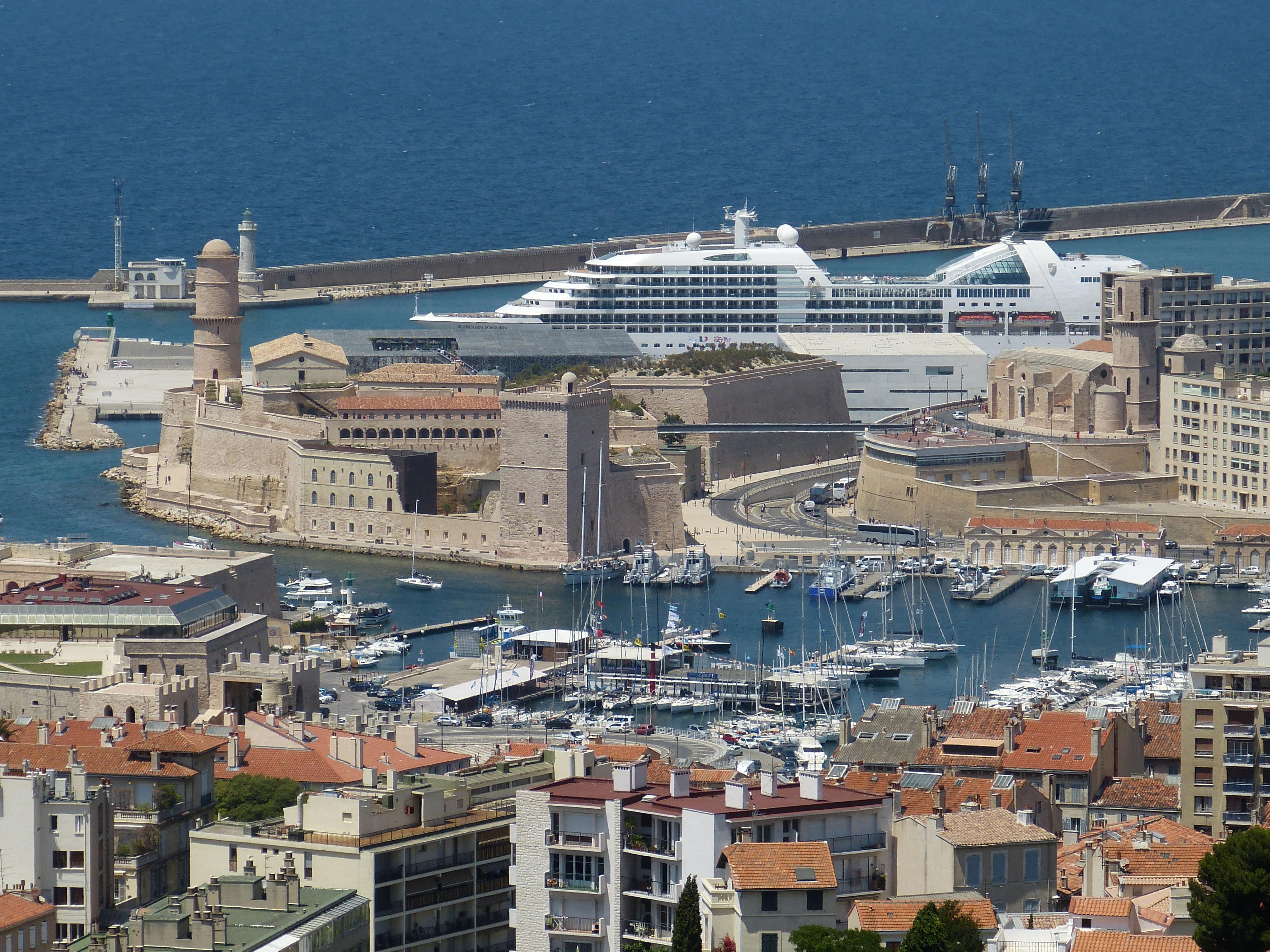 puerto marsella francia
