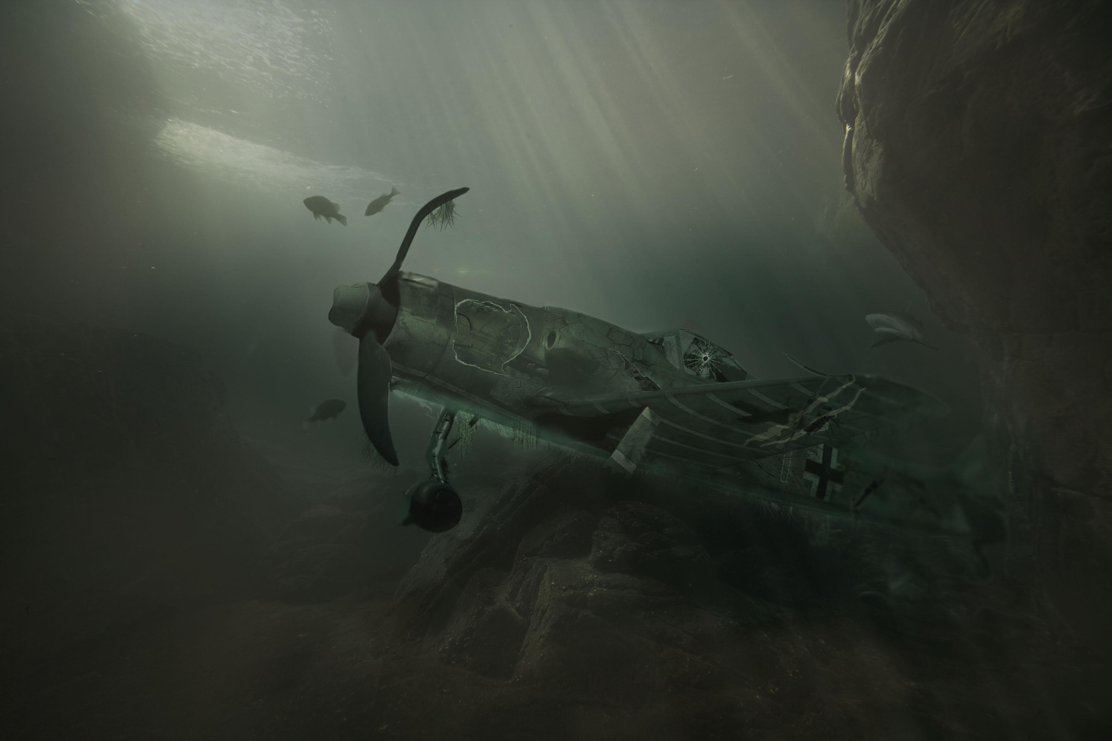 65 Wallpaper Hantu Laut Terbaru