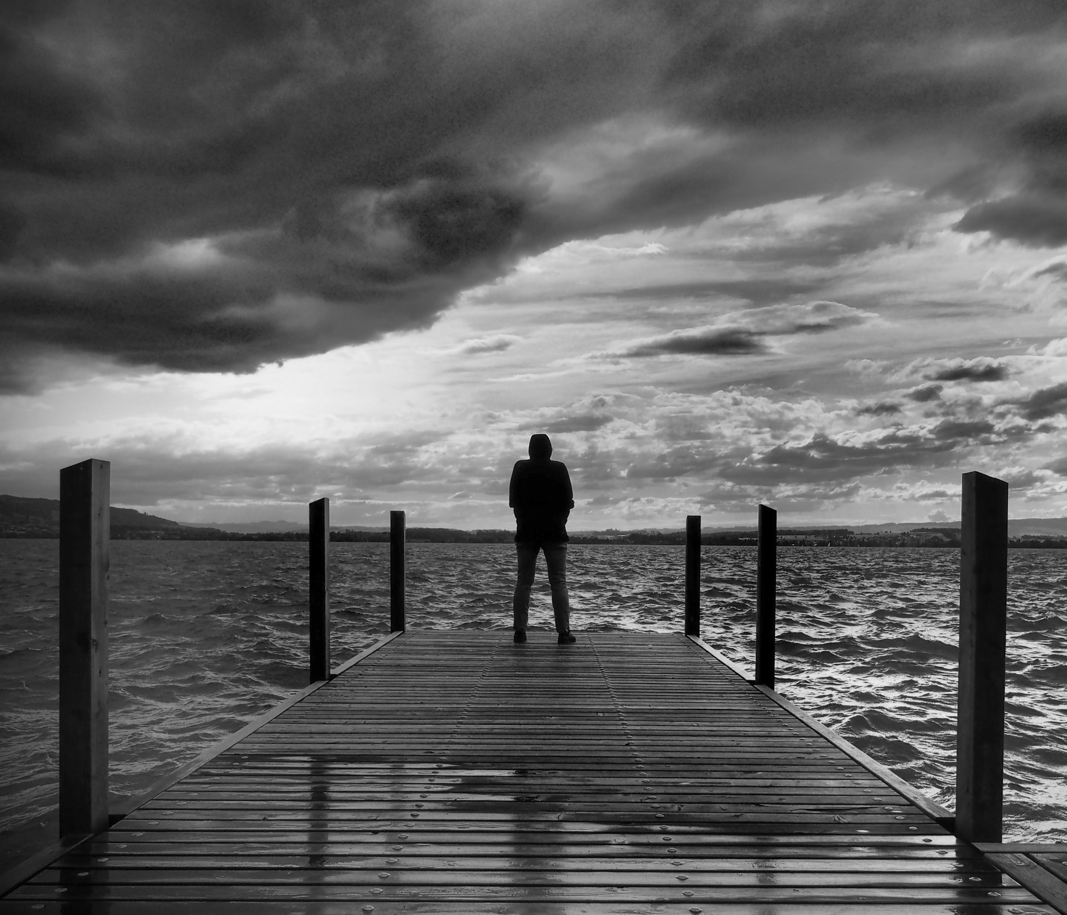 Sad Boy Alone Quotes: Gambar Orang Lonely