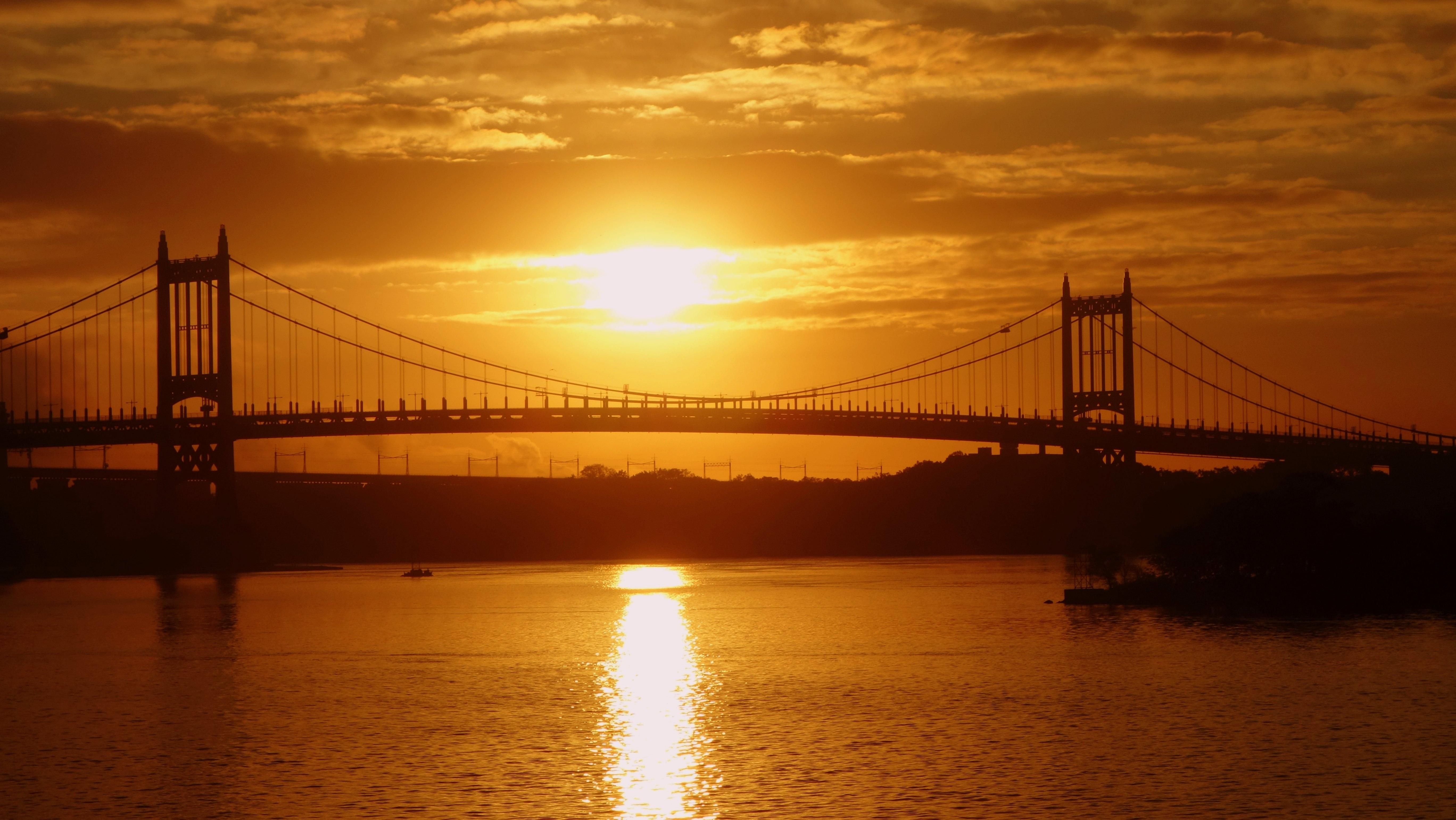 Images gratuites mer horizon soleil lever du soleil - Coucher du soleil new york ...