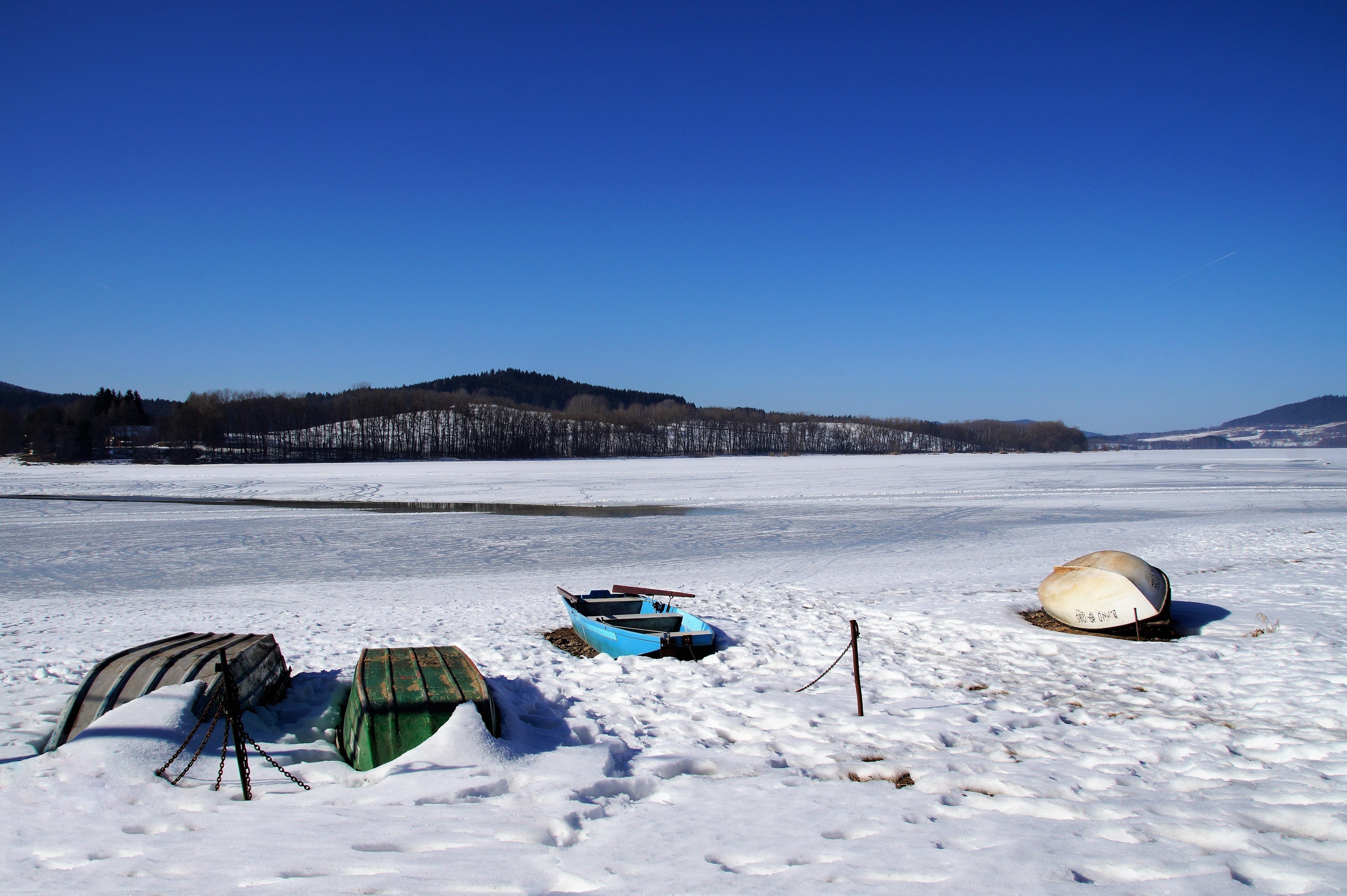 snow winter seasons sea - photo #17