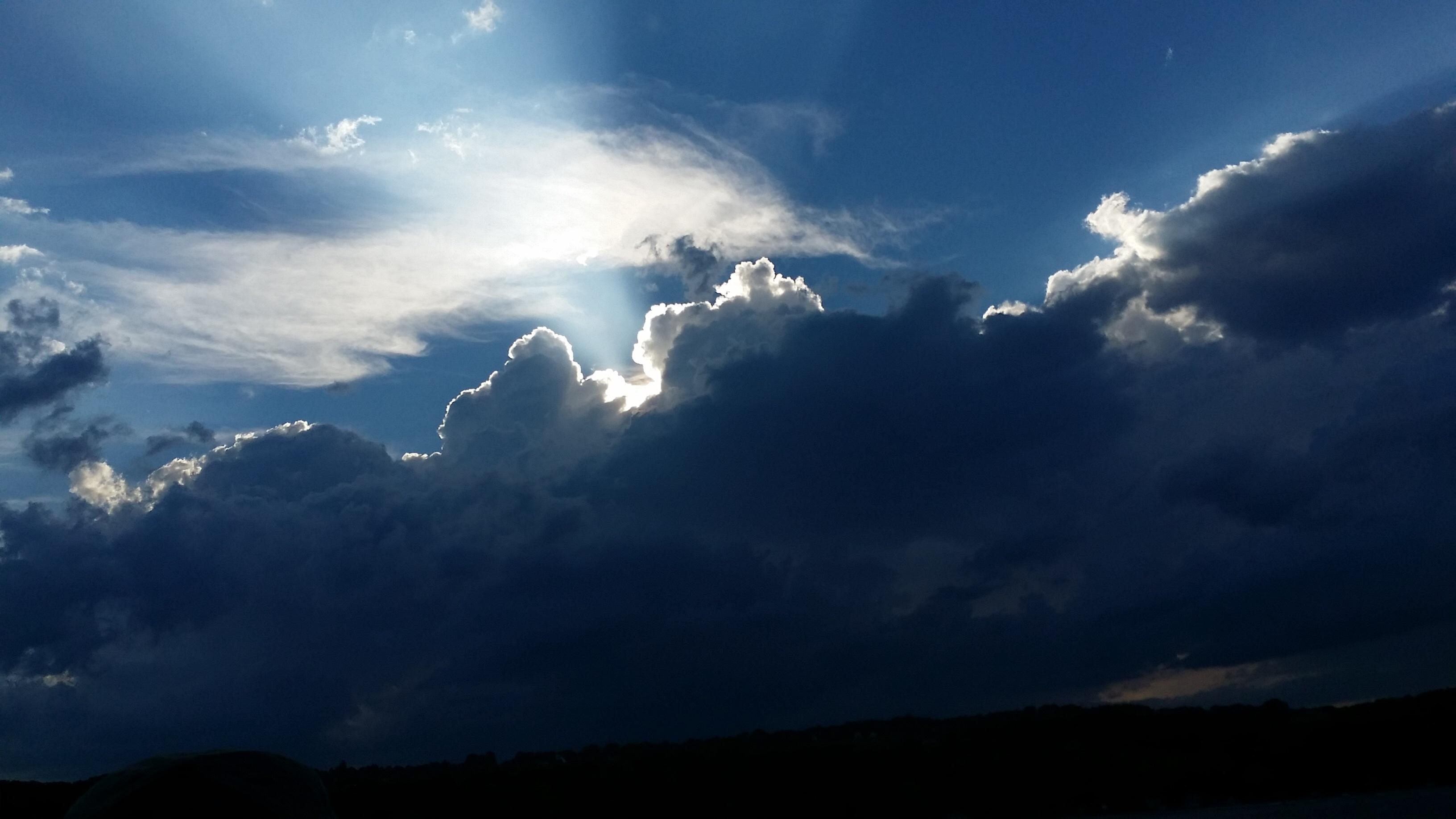 небо мутное картинки избежать