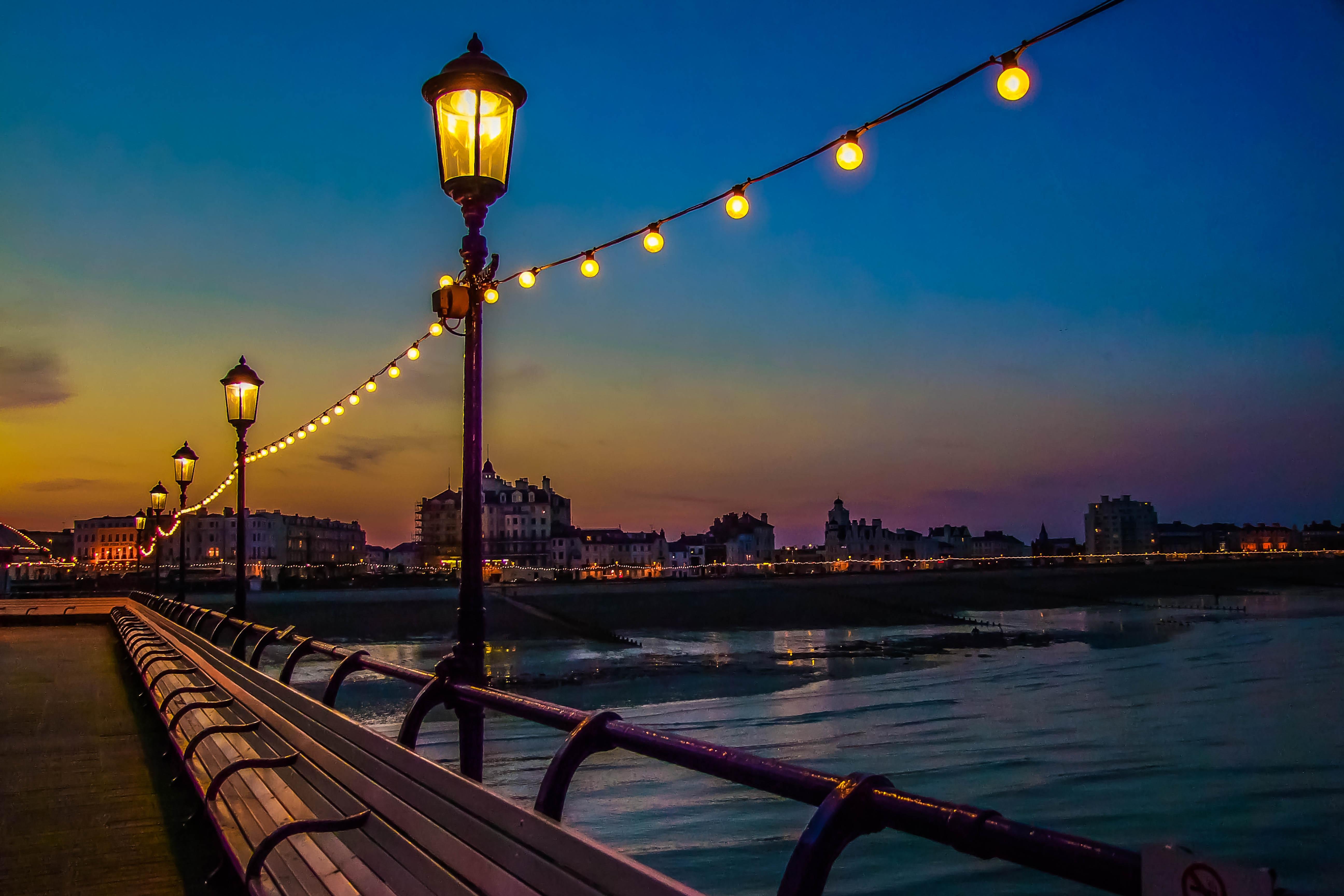 Free Images : sea, ocean, horizon, sky, sunrise, sunset