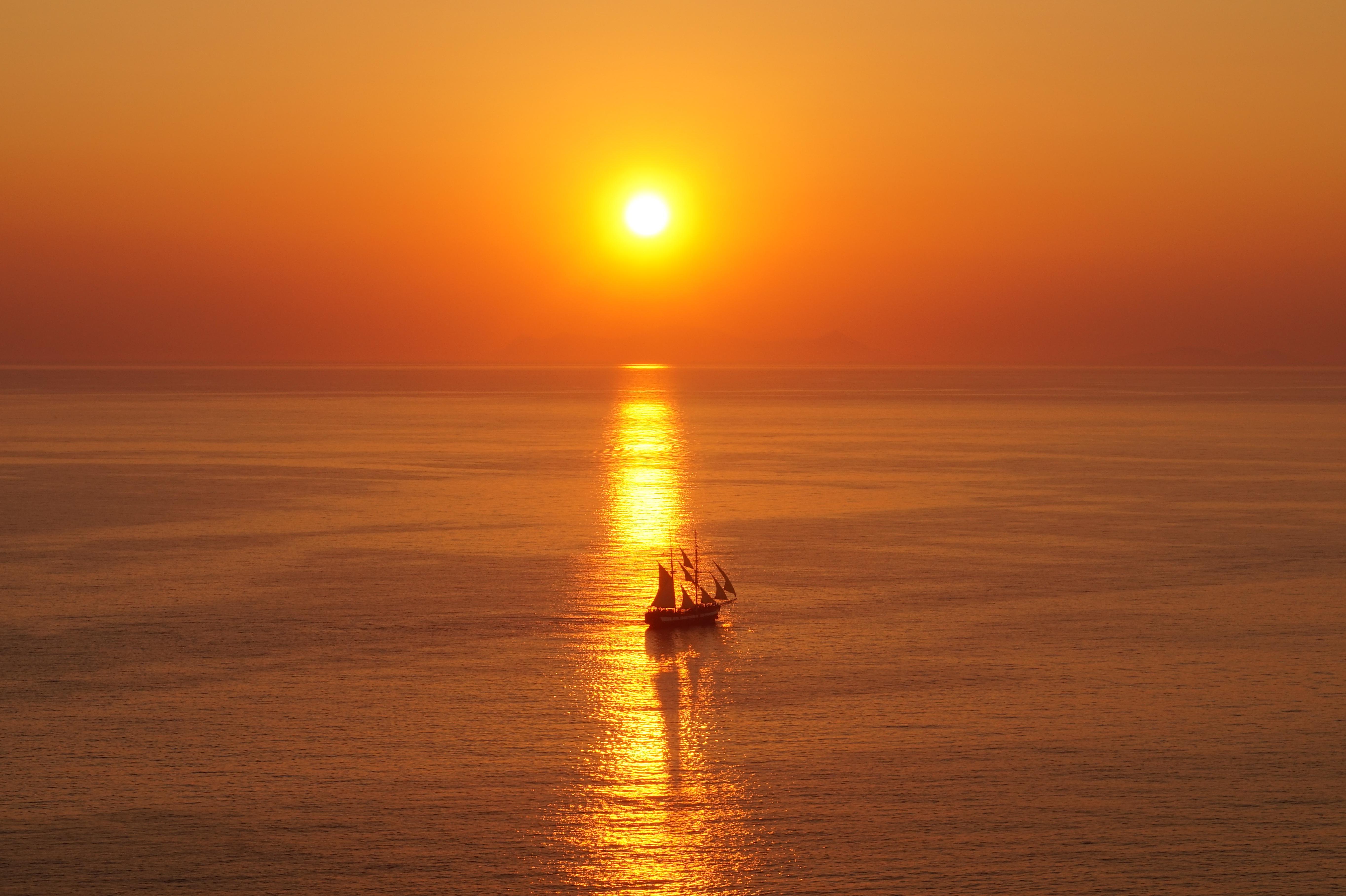 морские восходы и закаты фото борьбы