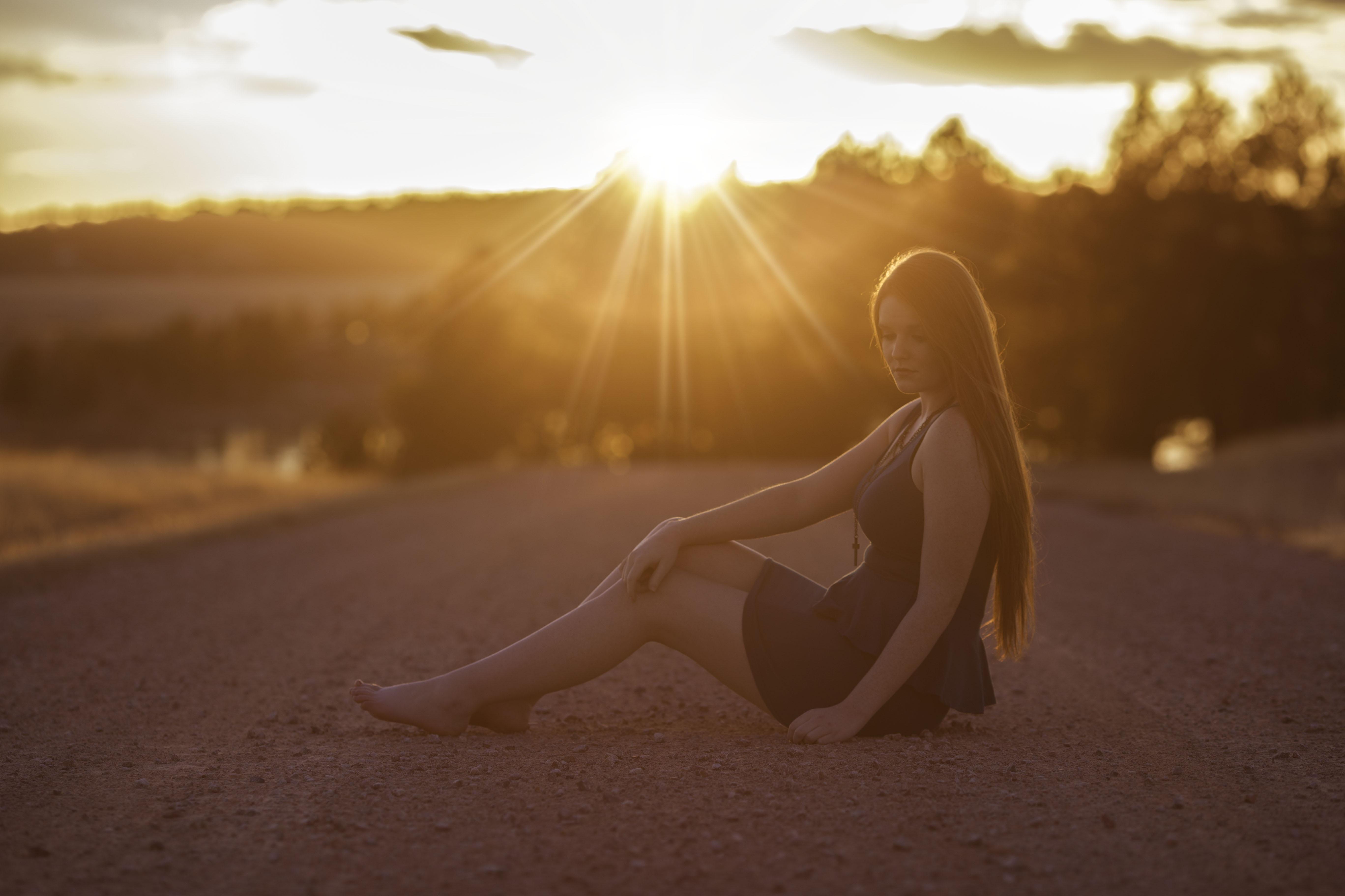 Фото красивых девушек в лучах солнца, Девушка в лучах солнца Girl in the sun Похожие фото 13 фотография