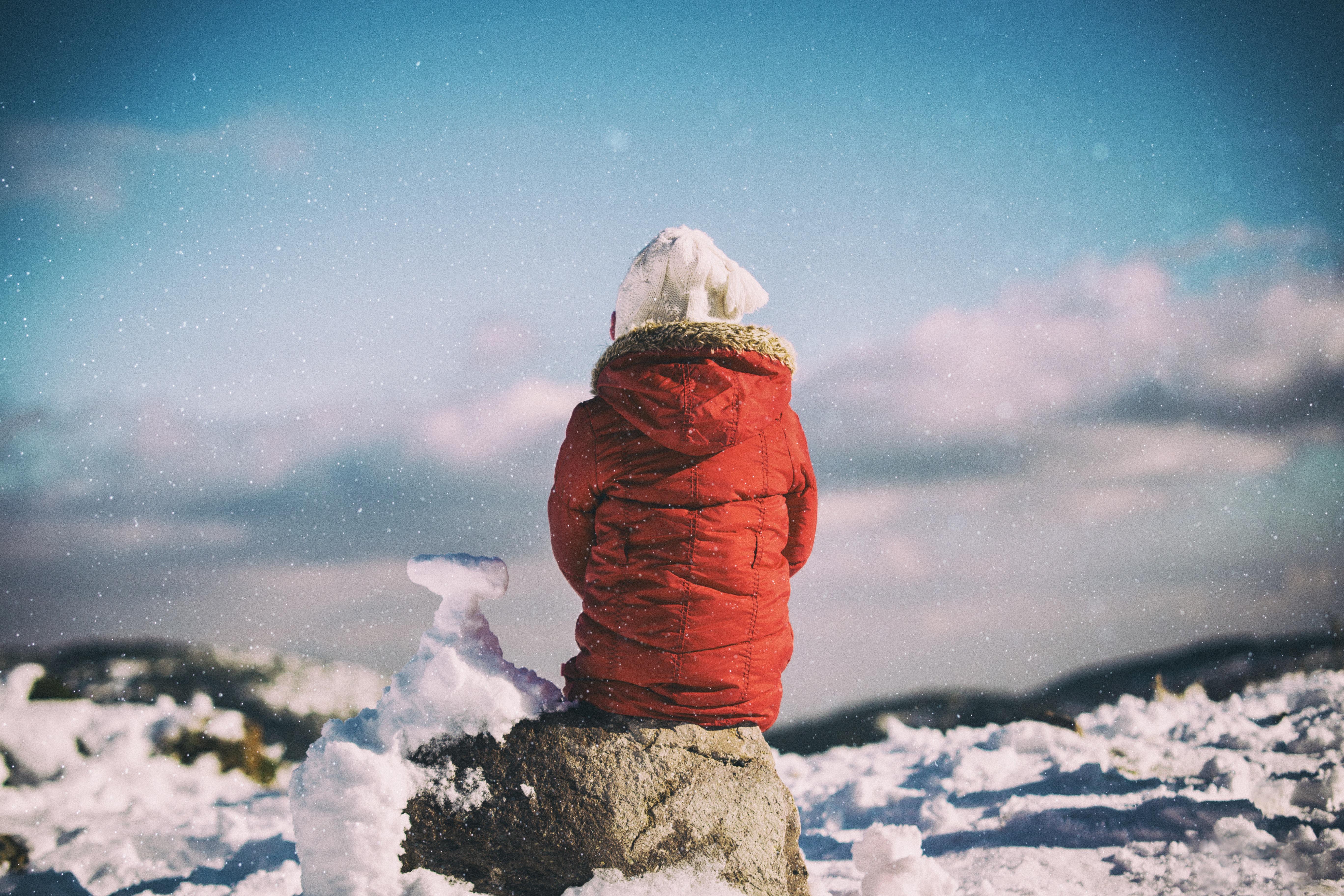 раз человек идущий по снегу картинки пришлось расстаться