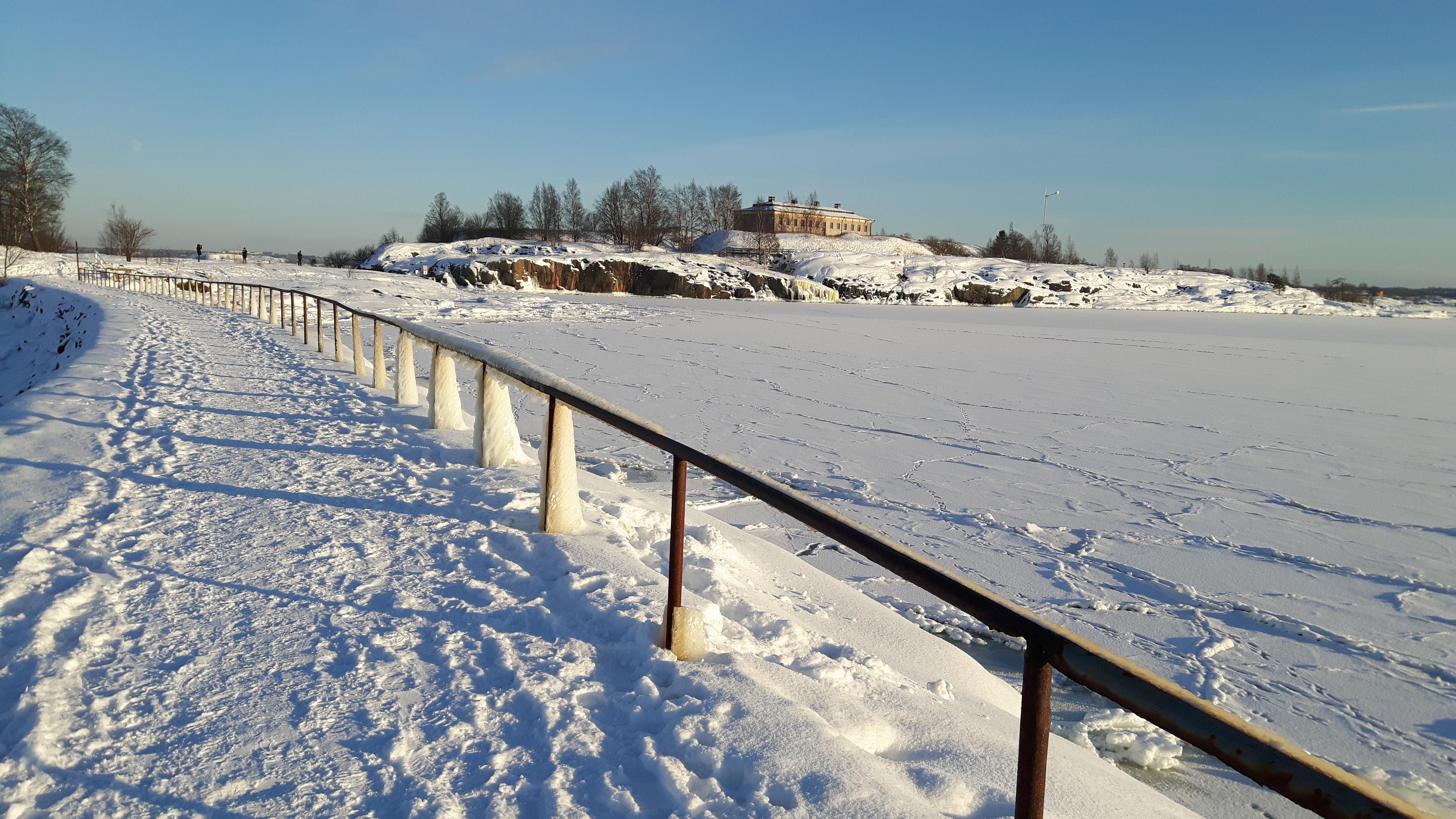 snow winter seasons sea - photo #16