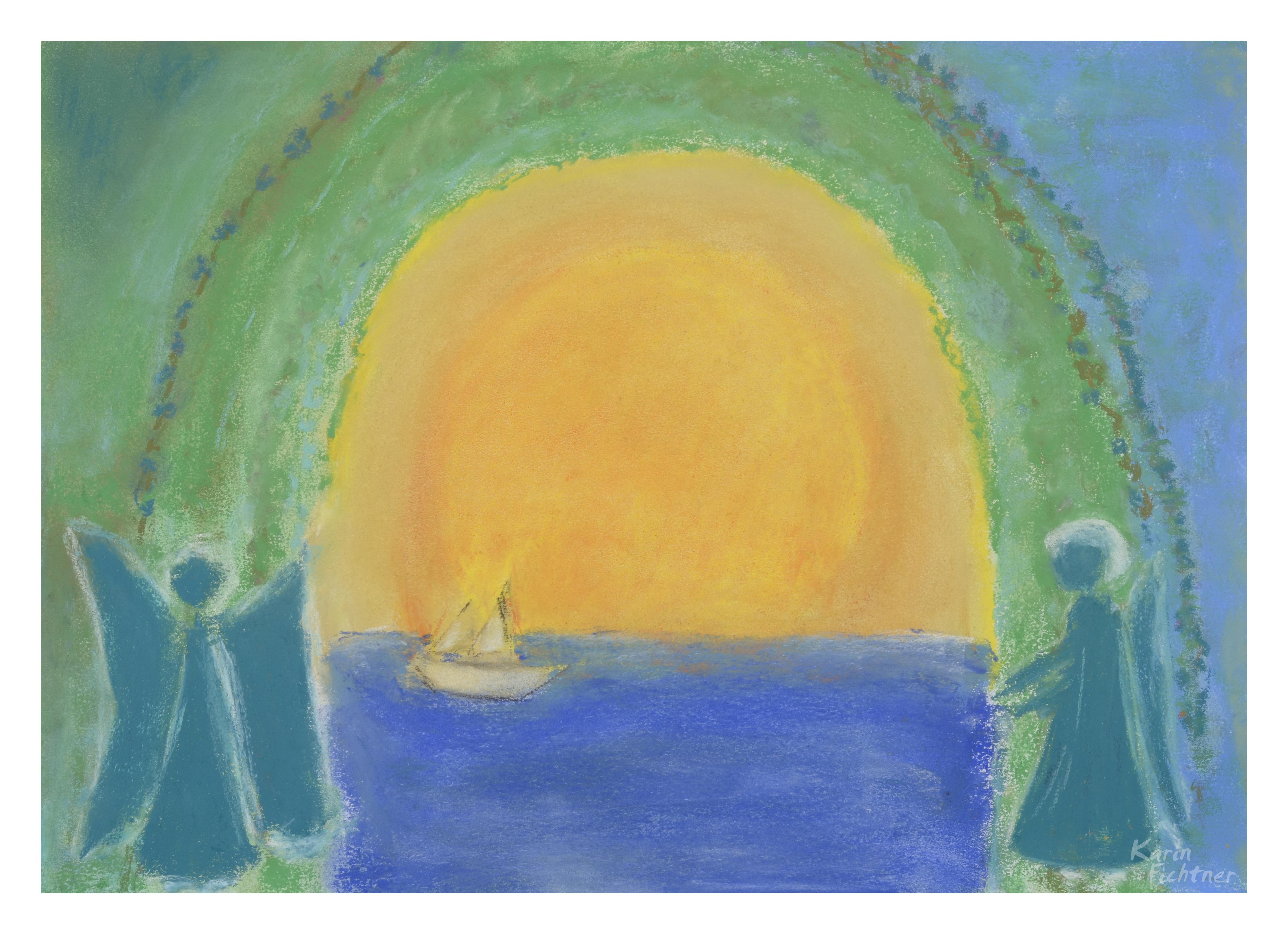 Images Gratuites Mer Soleil été Vert Vacances Peindre Nature