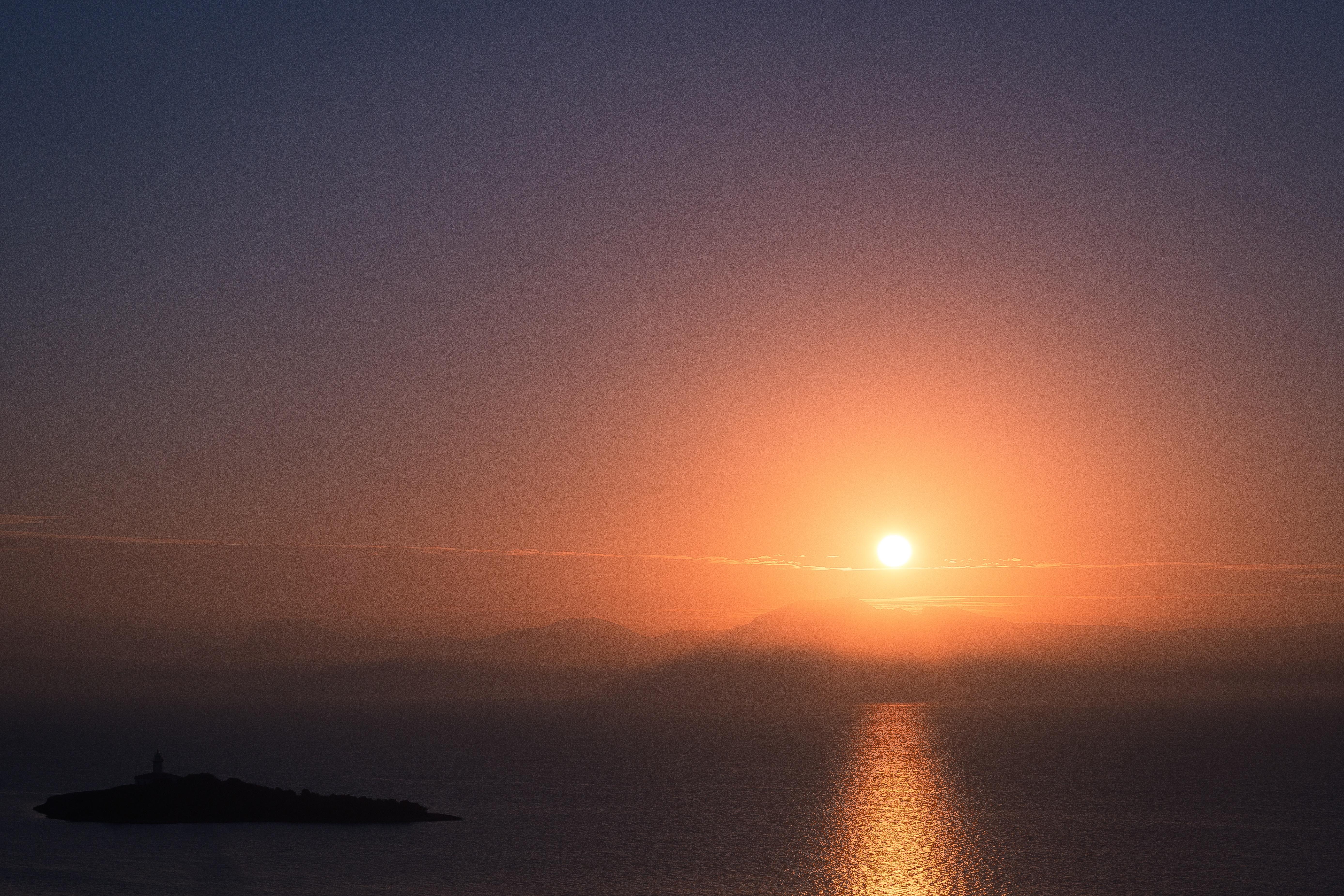 как фотографировать рассвет на море говорят