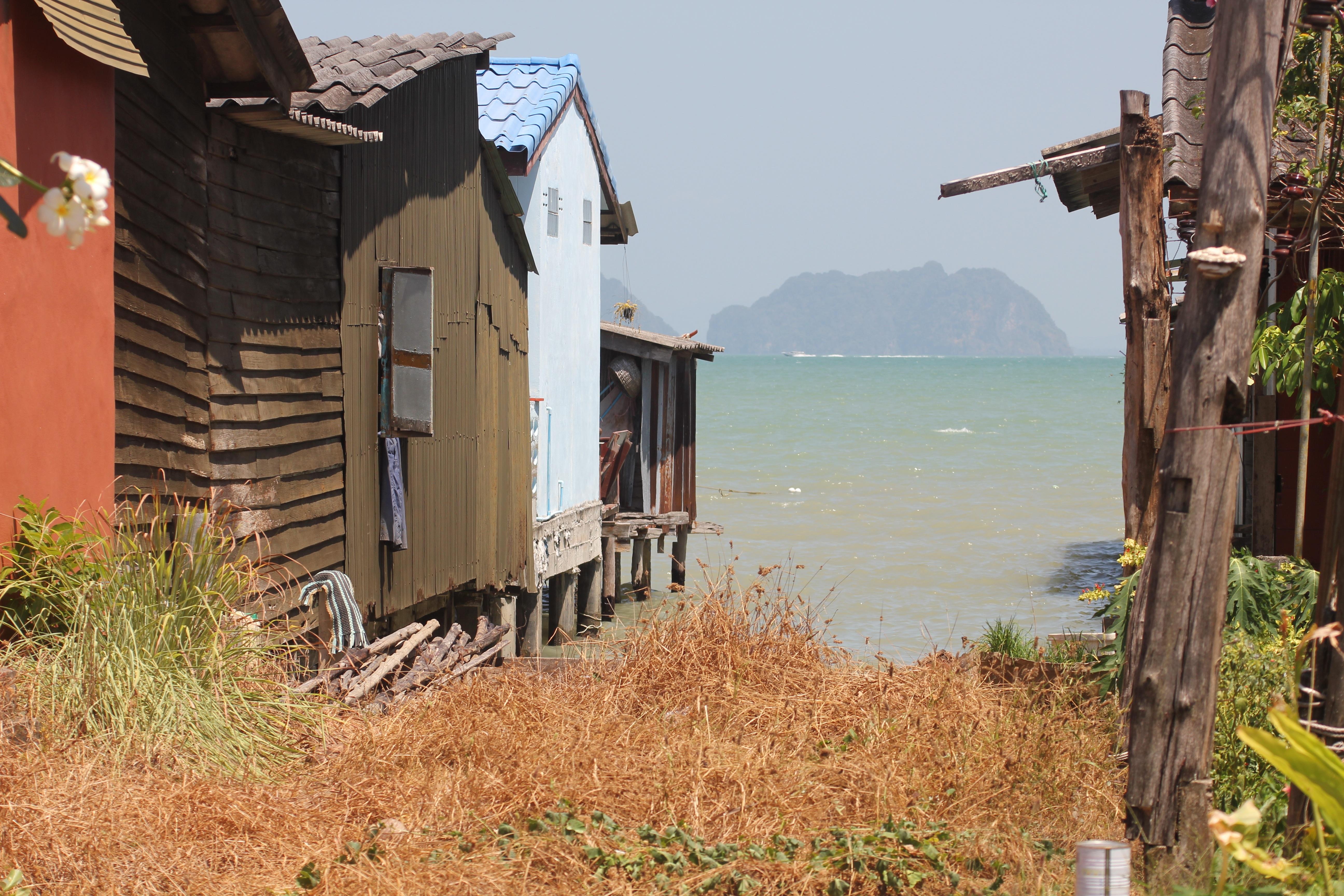 приятный деревни около моря картинки так счастлива