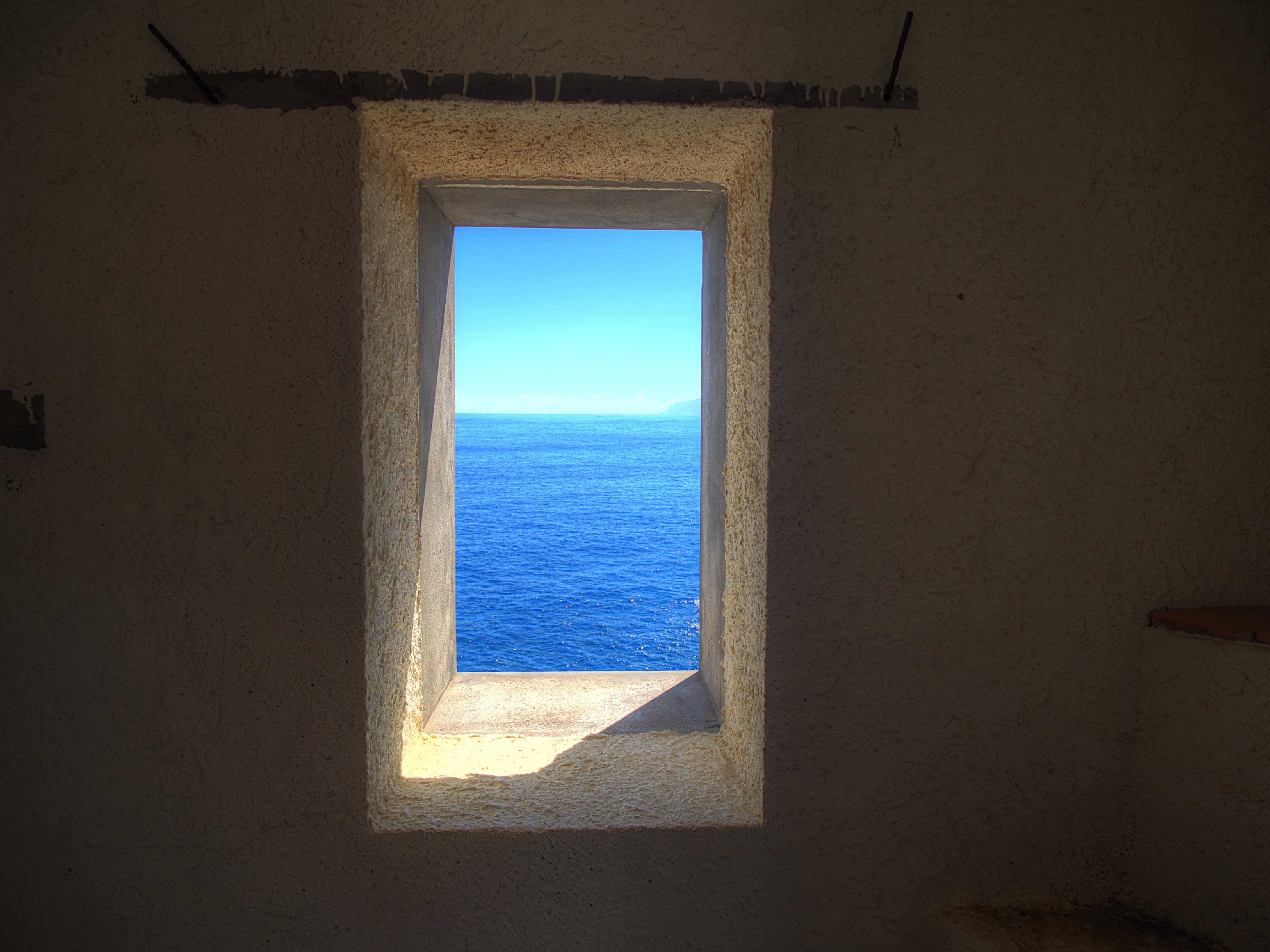 Immagini belle mare acqua leggero cielo casa finestra lago