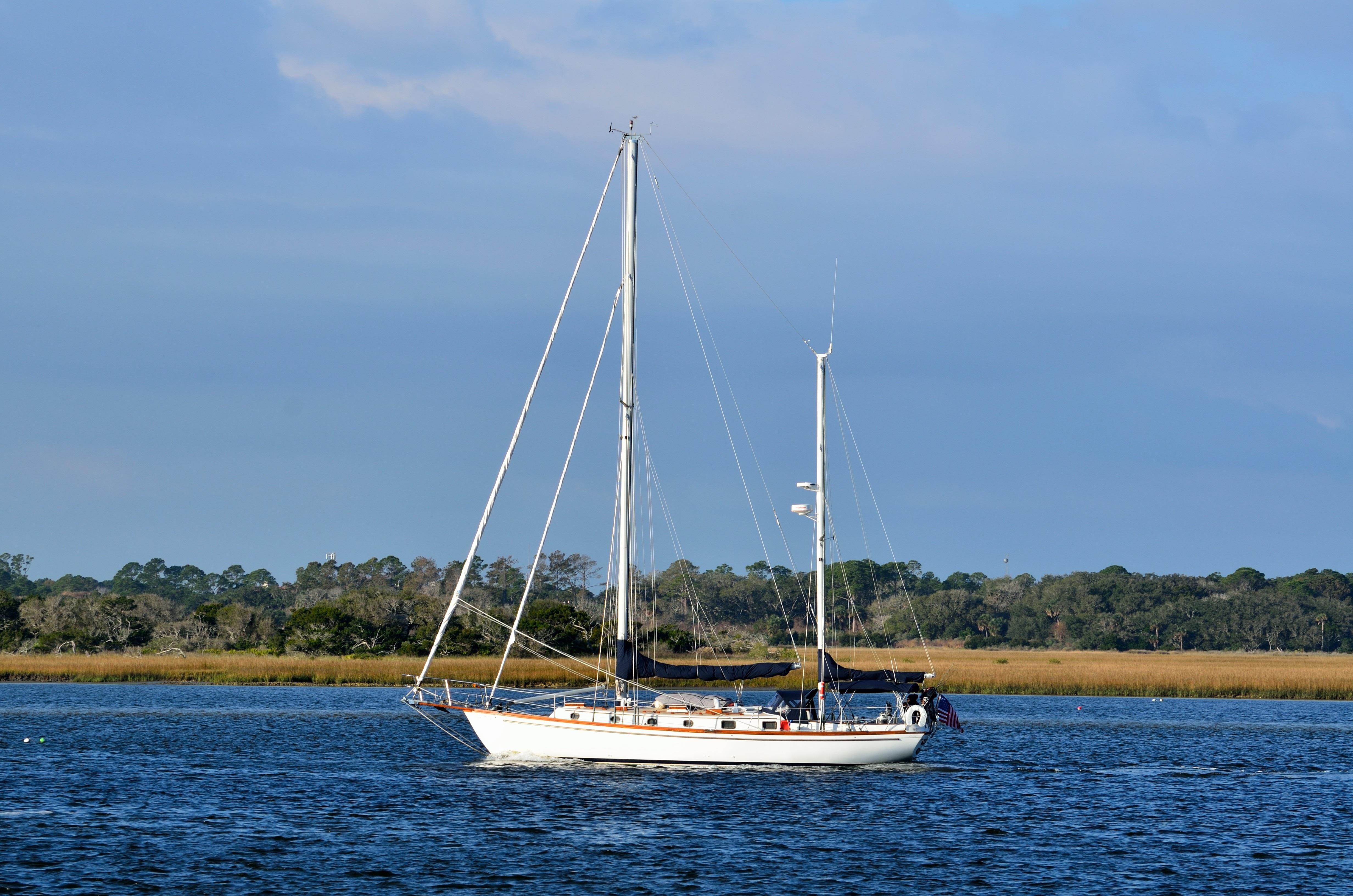 Images gratuites mer eau la nature oc an ciel blanc - Photo de voilier gratuite ...