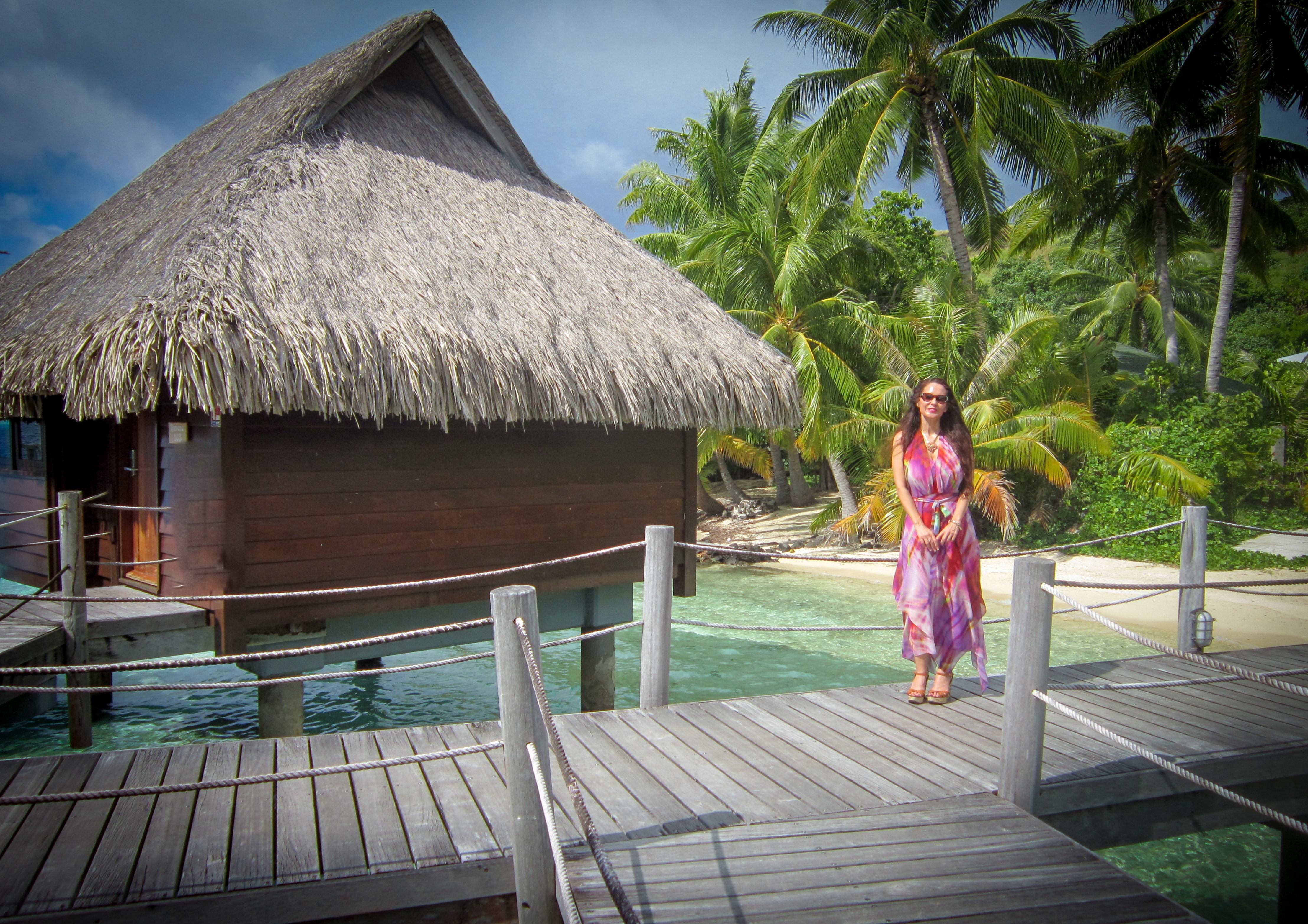 Sea Nature Ocean Woman Villa