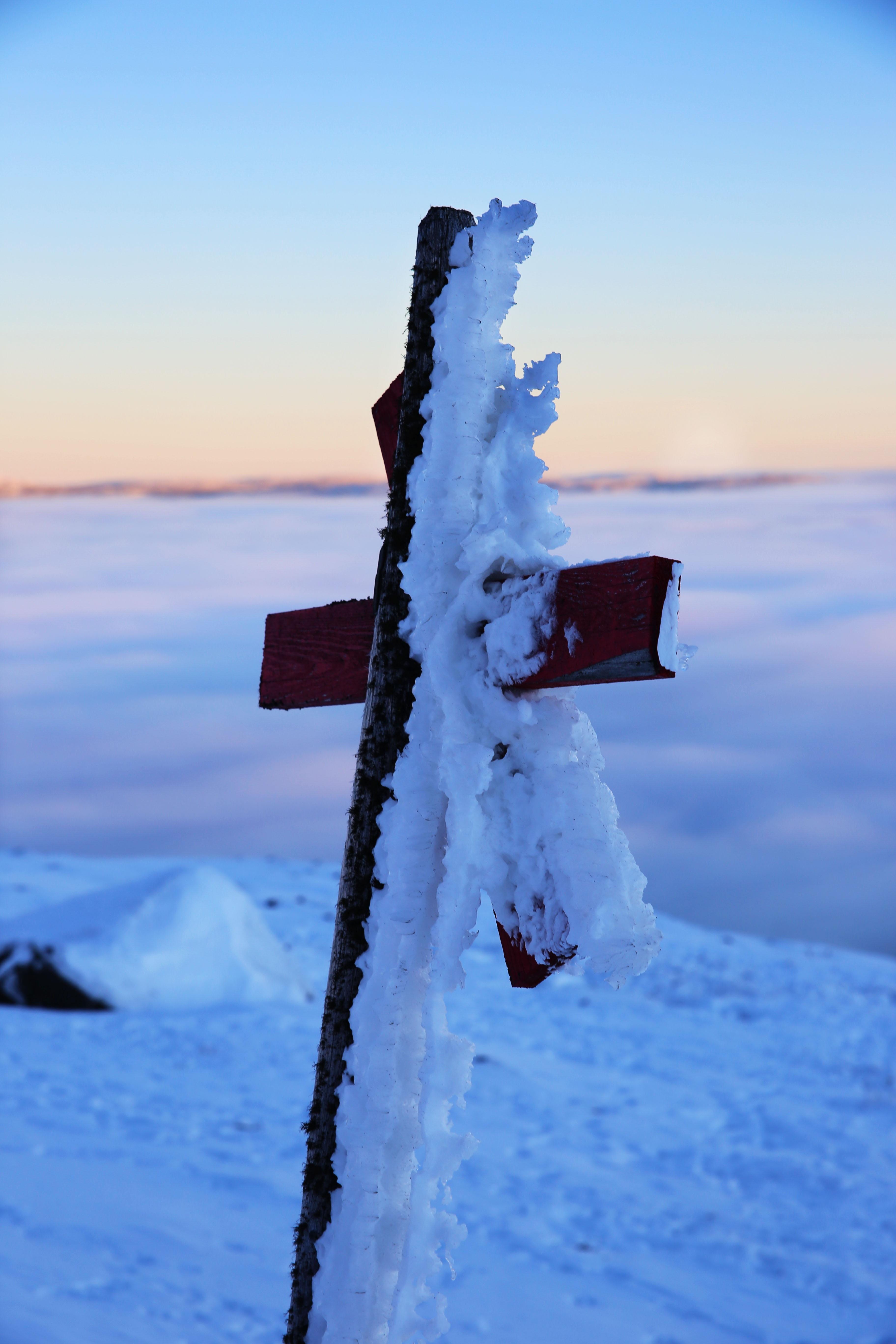 Hình ảnh Biển đại Dương Núi Tuyết Mùa đông Sương Mù