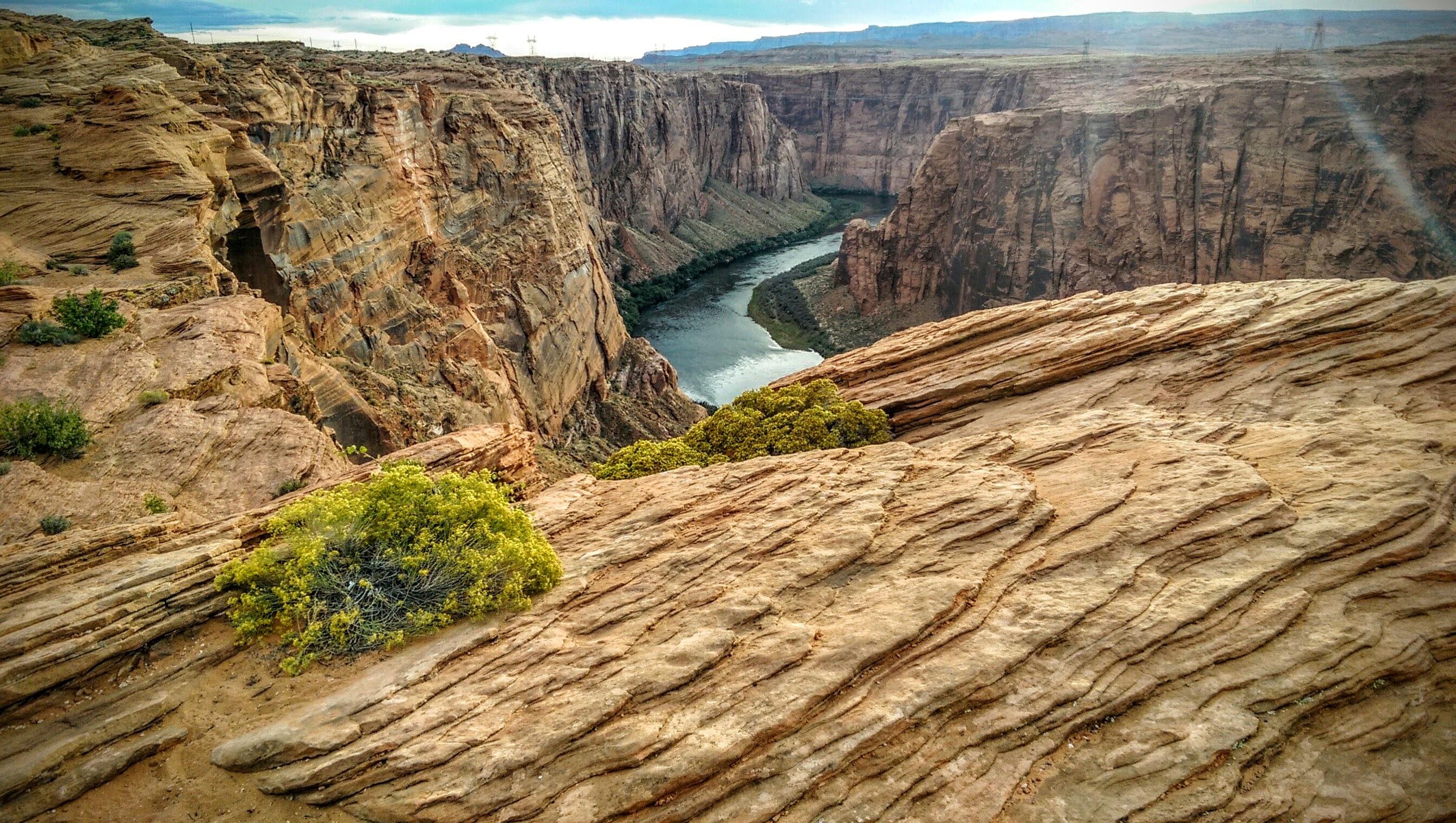 River Of Life, Colorado River, Page, Arizona  № 1781693  скачать