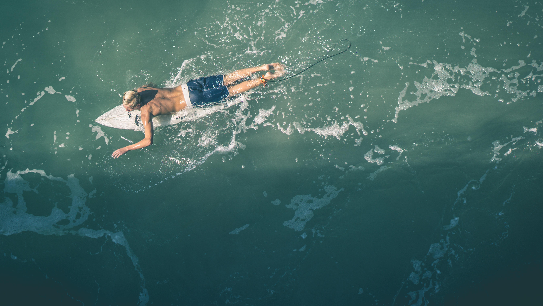 Обои доски для серфинга, солнечный, лето, Серферов. Спорт foto 10