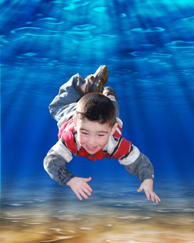 Fotos gratis mar agua persona saltando buceo for Fotos follando en la piscina