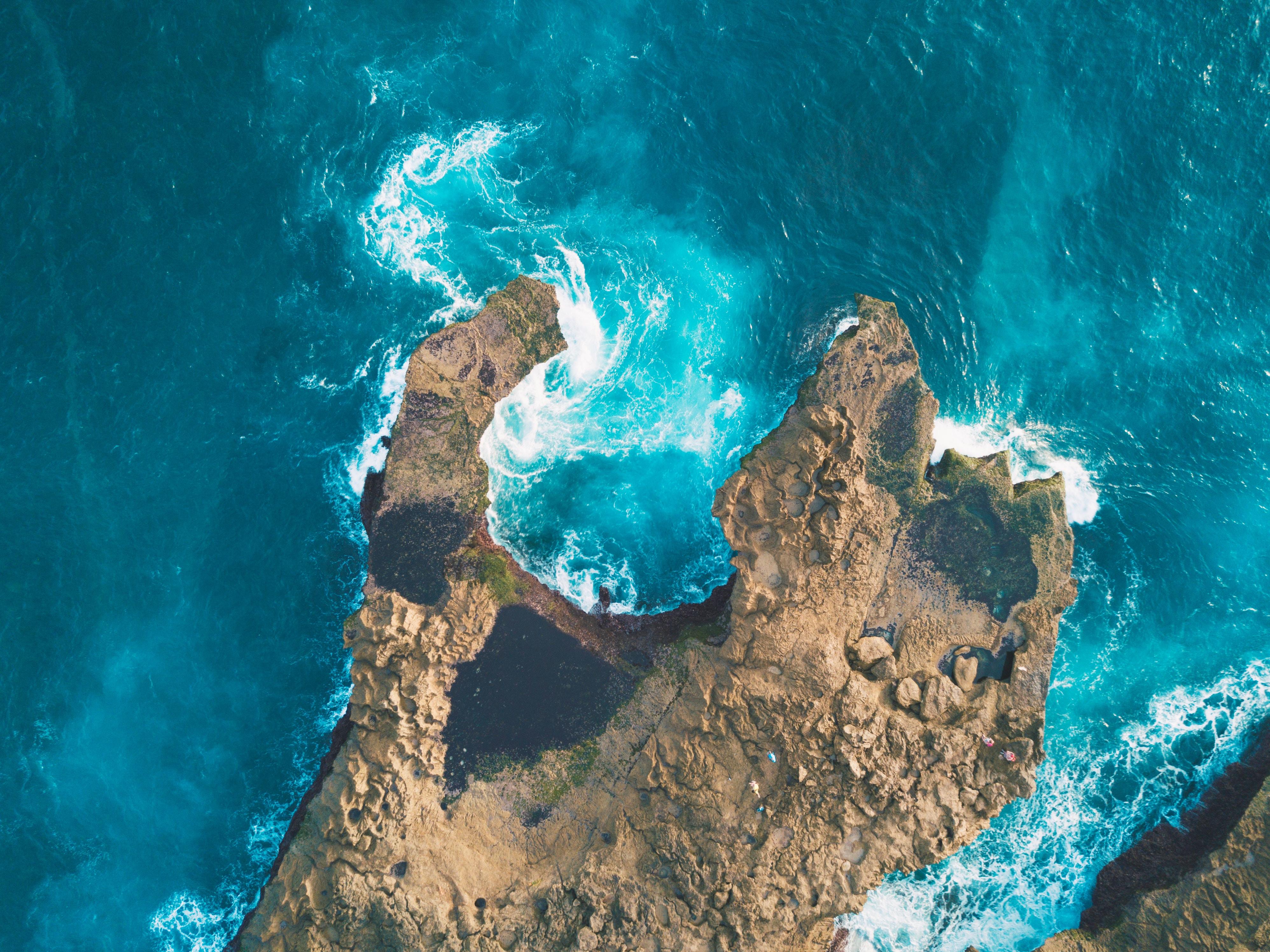 Free Images : sea, water, rock, ocean, coastal, underwater ...