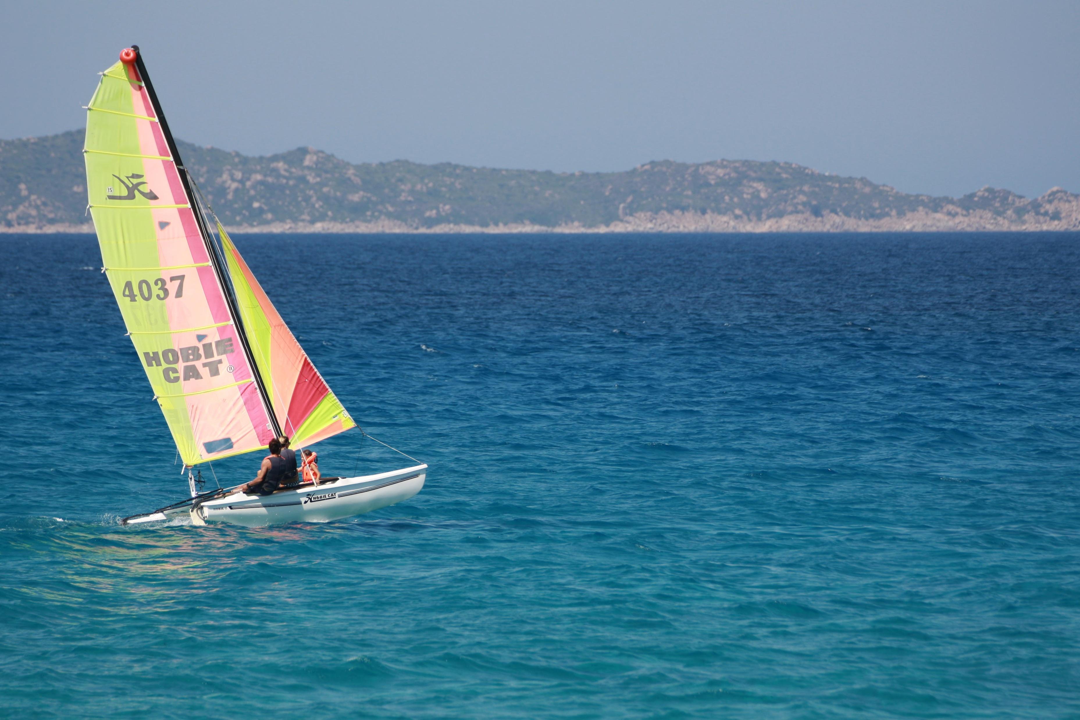 Images gratuites eau ciel vent v hicule vacances - Photo de voilier gratuite ...