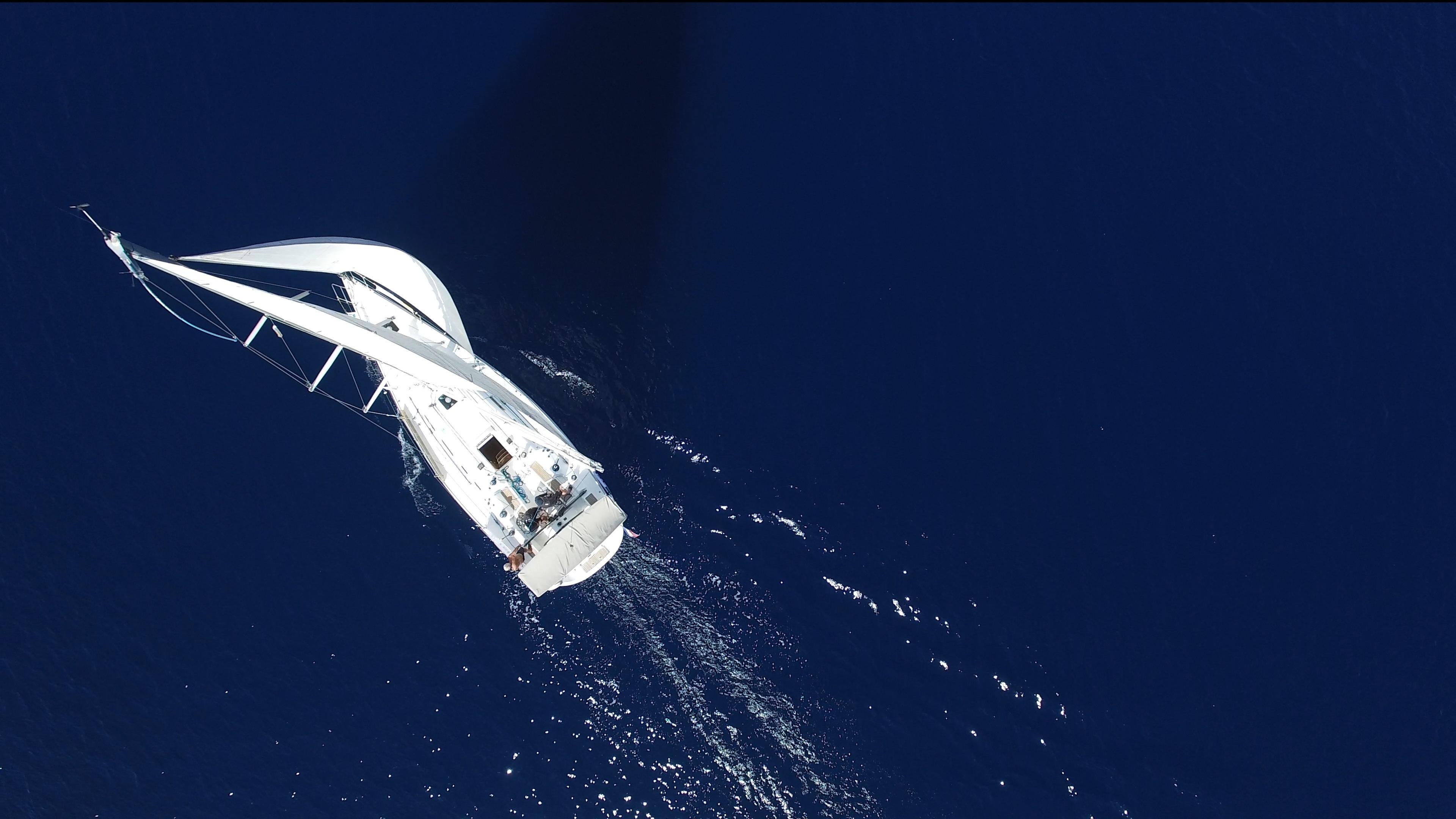 Download 700 Wallpaper Biru Perahu  Gratis
