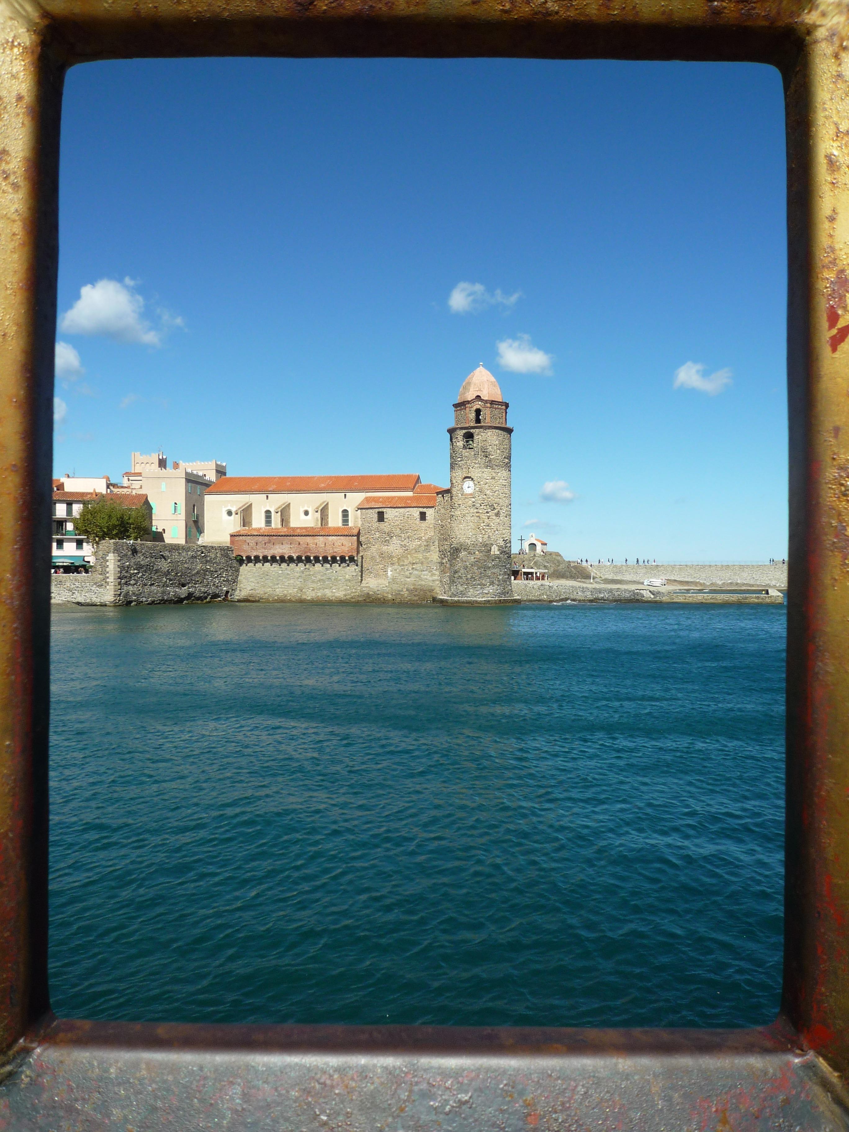 Kostenlose foto : Meer, Fenster, Ferien, Bogen, Betrachtung, Turm ...