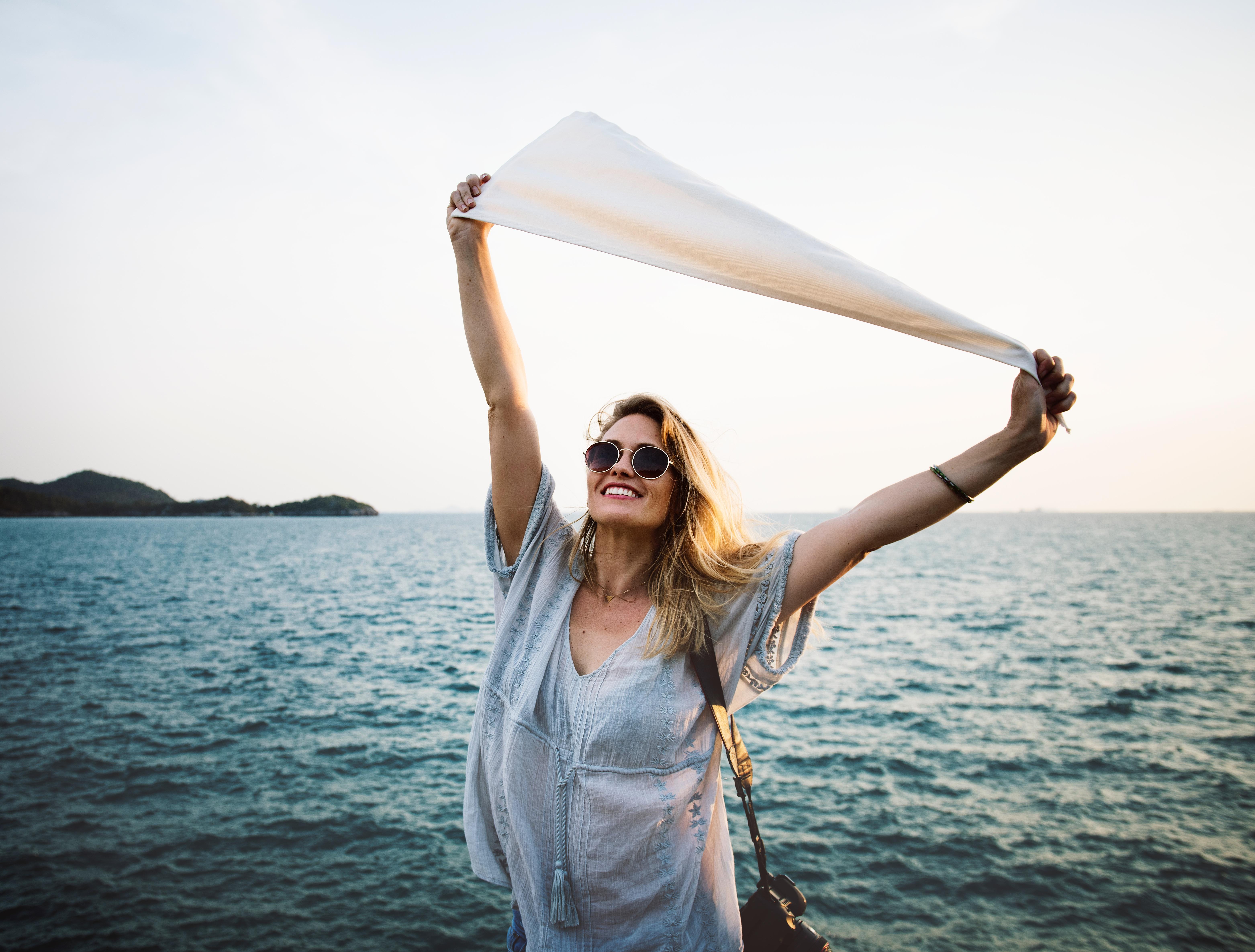 Сексуальная жизнь женщины в отпуске