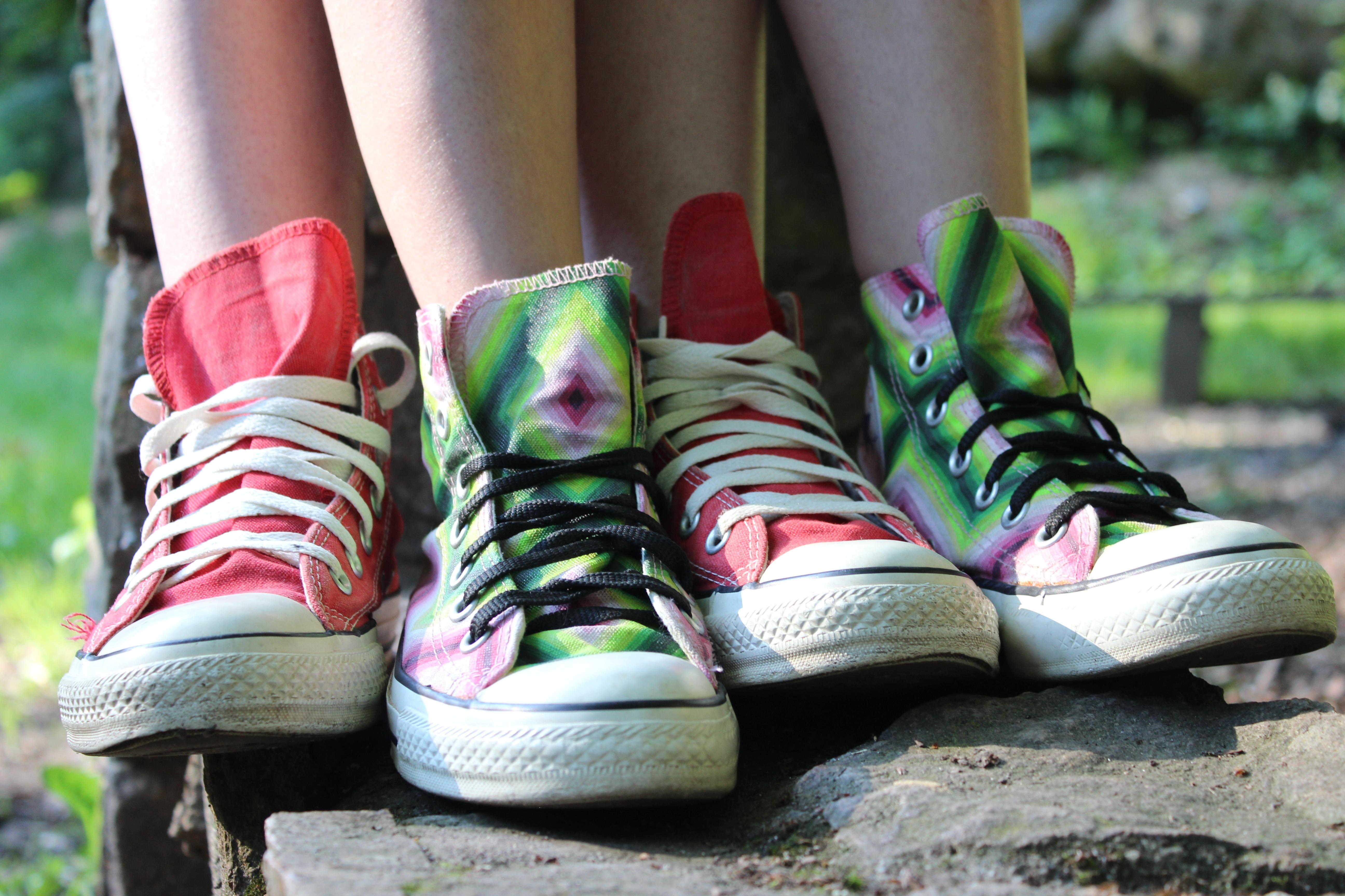 1eb954b3e5 cipő láb láb tavaszi zöld szín divat minden csillag márka cipő csizma  tornacipő társalog cipő sportcipő