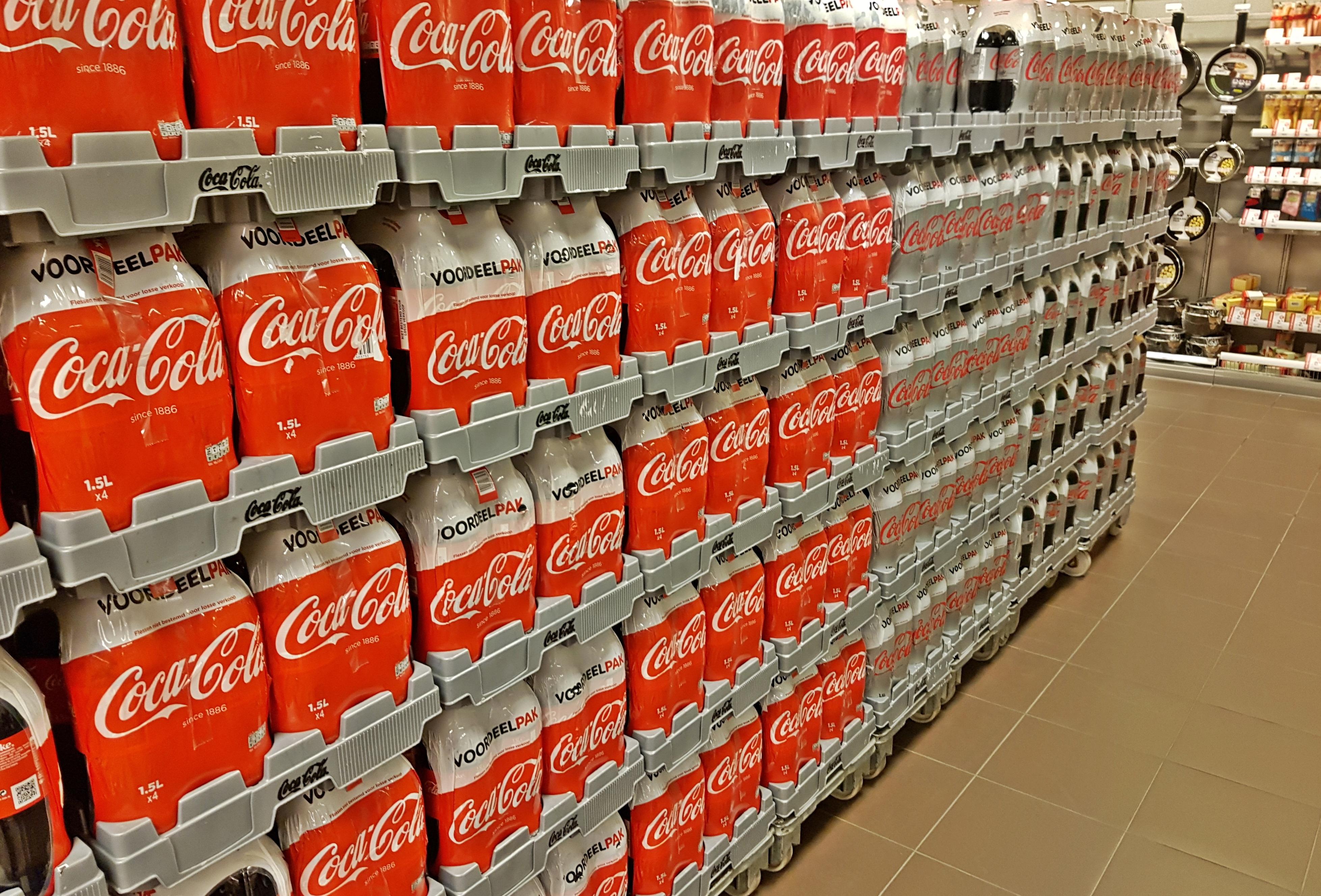 Kostenlose foto : Geschäft, Koks, Regal, Coca Cola, Marke, Produkt ...