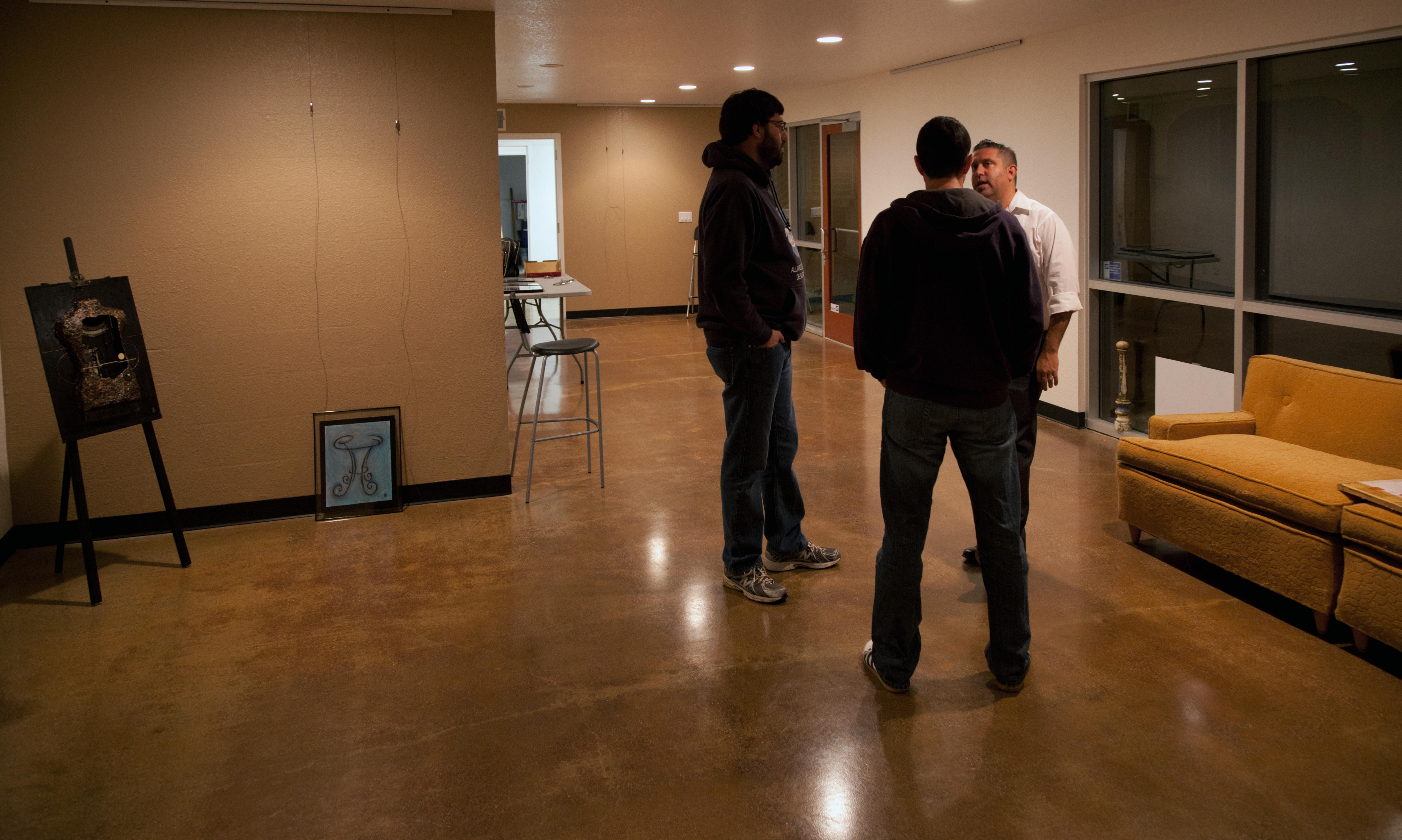 Show Interior Design Art Design Installation Tourist Attraction Exhibition  Sacramento Secondsaturday Vox Art Gallery Art Exhibition