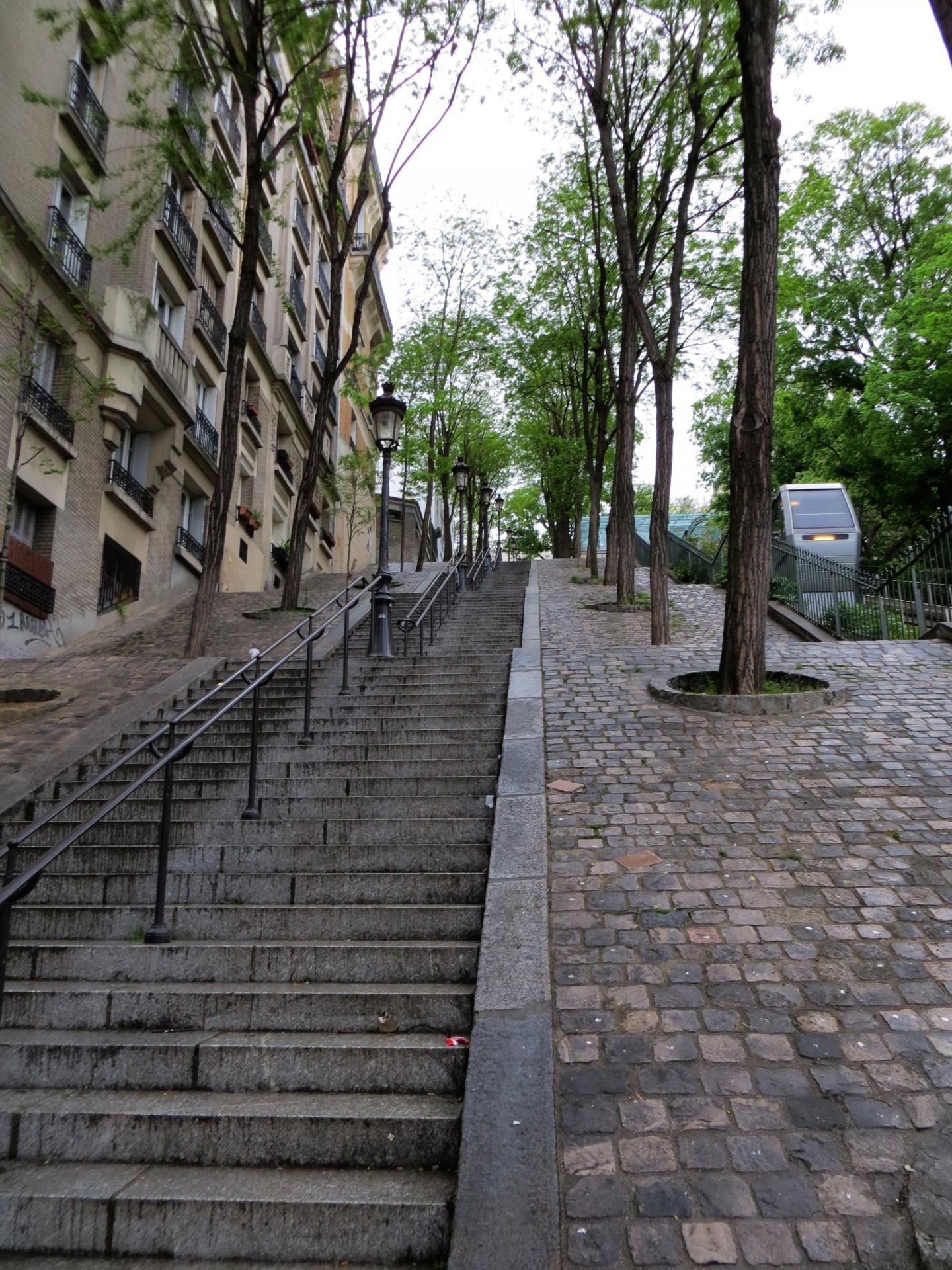 images gratuites trottoir pav ville paris urbain mur escalier pas passerelle france. Black Bedroom Furniture Sets. Home Design Ideas