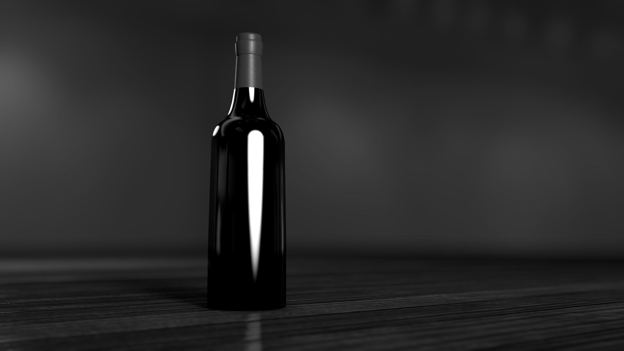 Красивые картинки в черно белом алкоголь