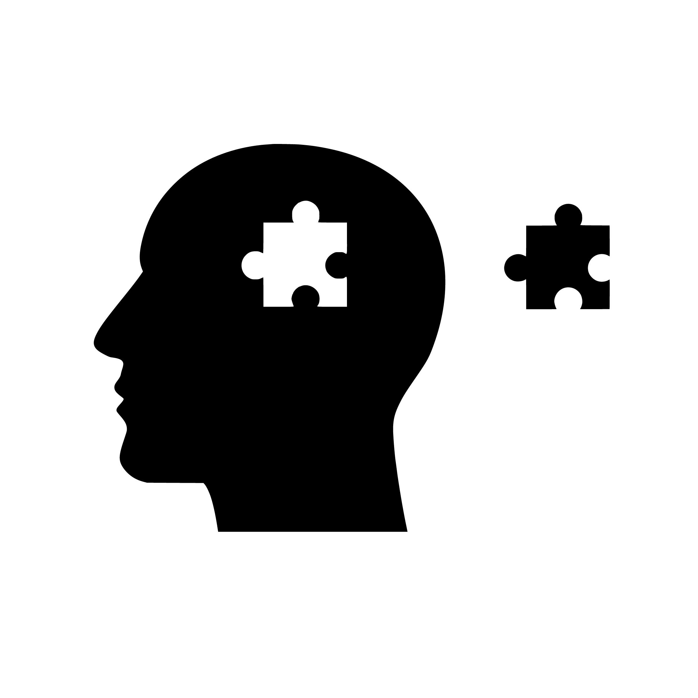 free images silhouette  brain  logic  mental health brain clipart free brain clipart cartoon