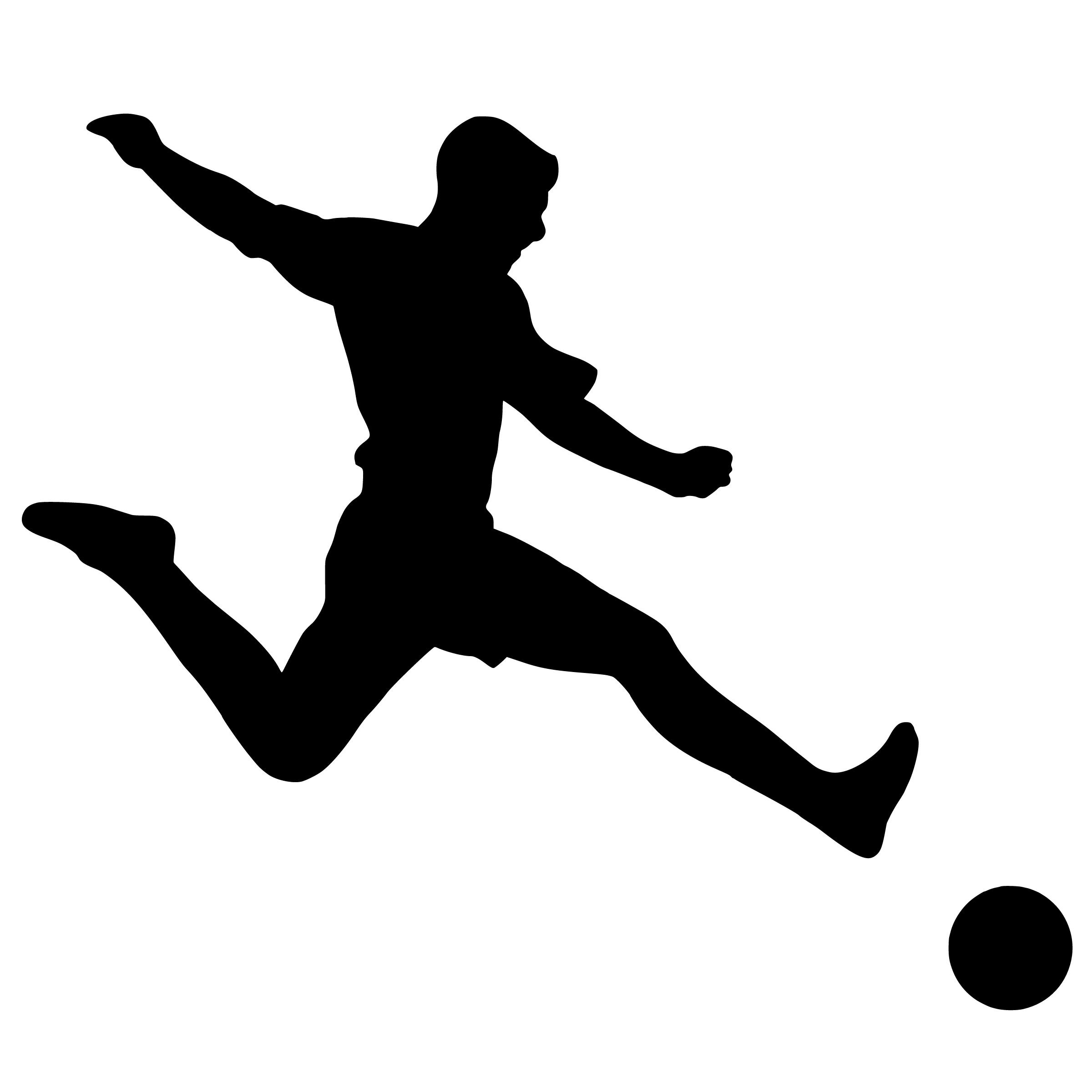 Gambar bayangan hitam sepak bola pemain penembakan tindakan atlet aktif manusia tendangan gerakan kontes terpencil energi cangkir pria