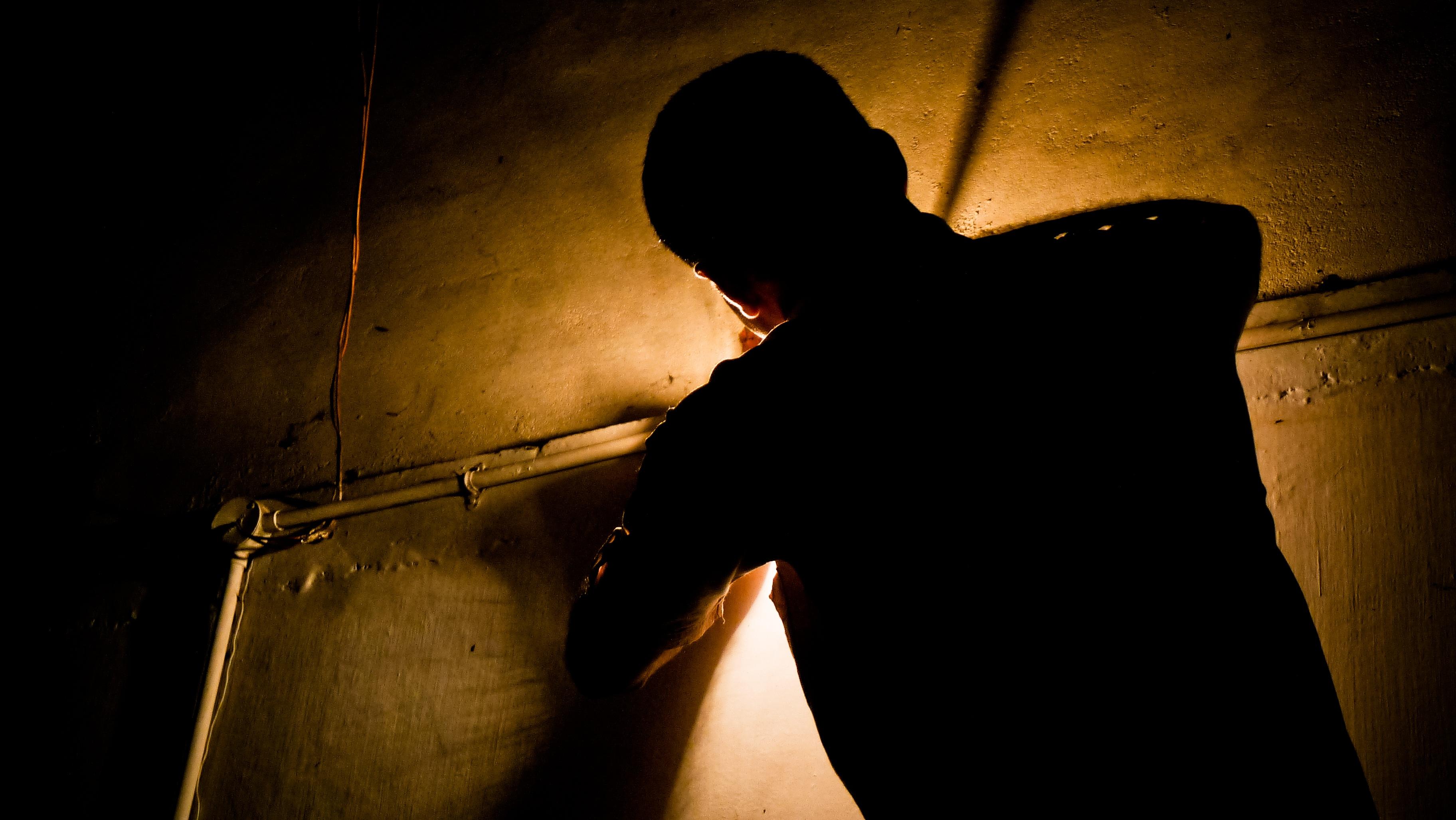 Картинки шаг в темноте