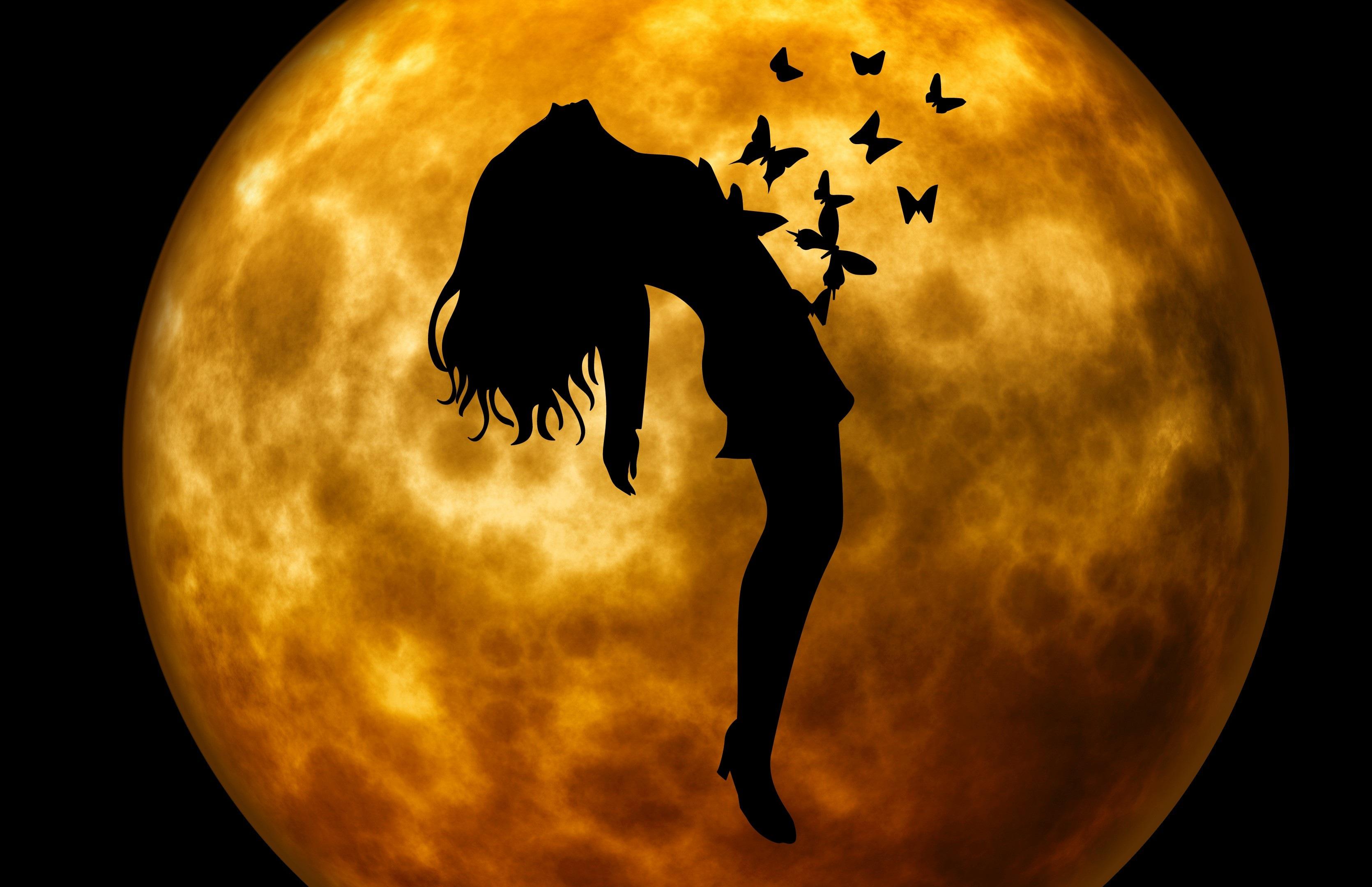 Картинки ночь ведьма