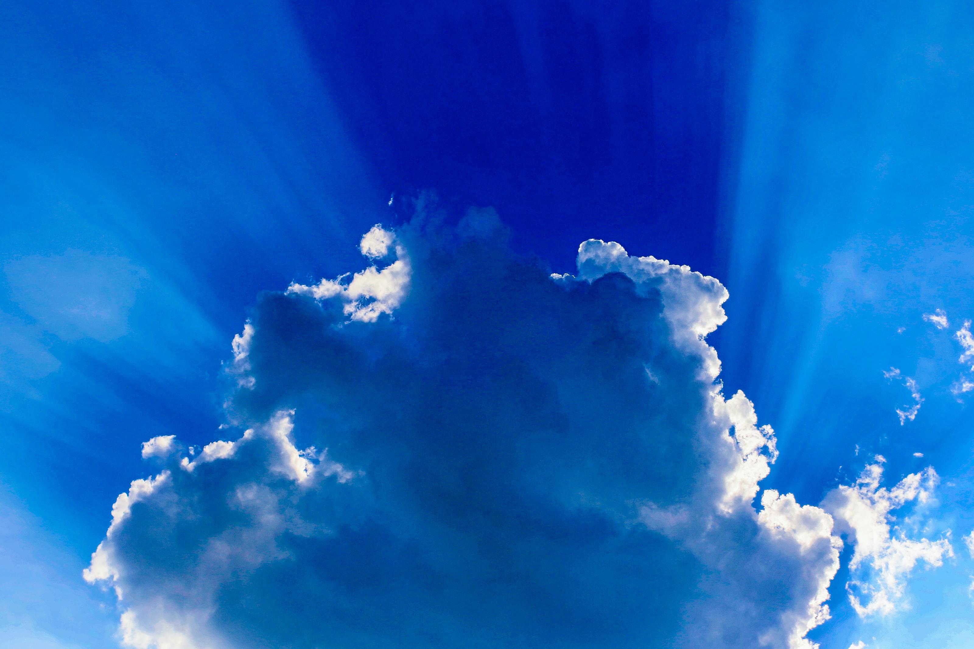картинки красивого голубого неба