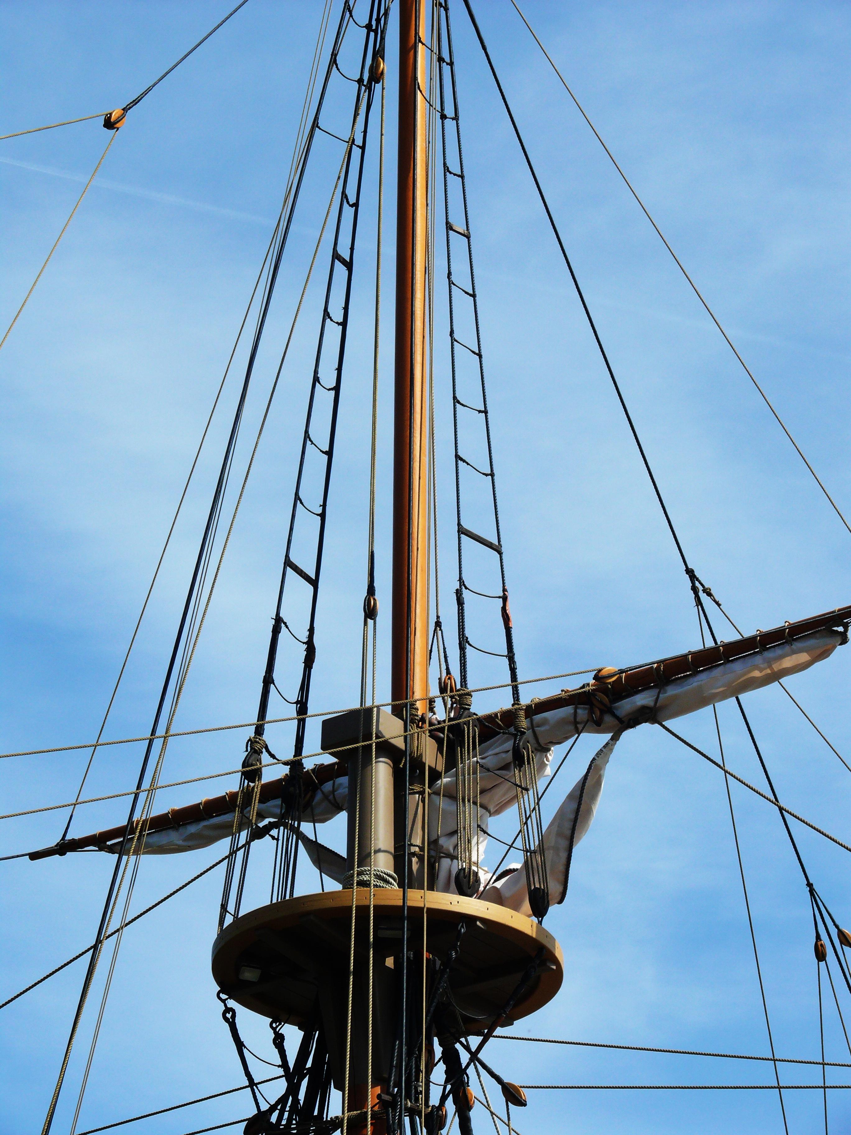 Free Images : sky, boat, vehicle, mast, rigging, sailboat, sail