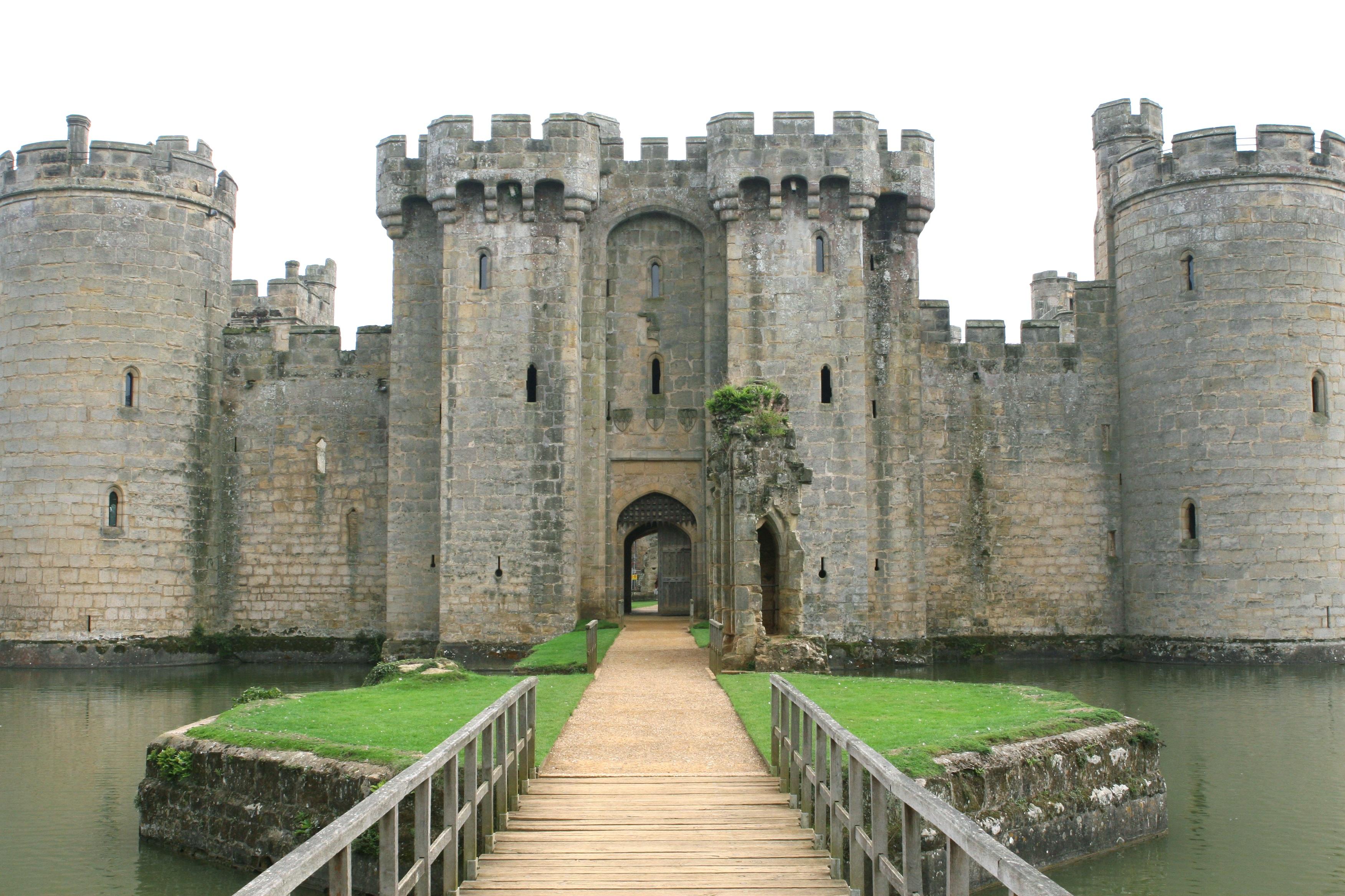 Excalibur - gratis middelalderlig britisk slot